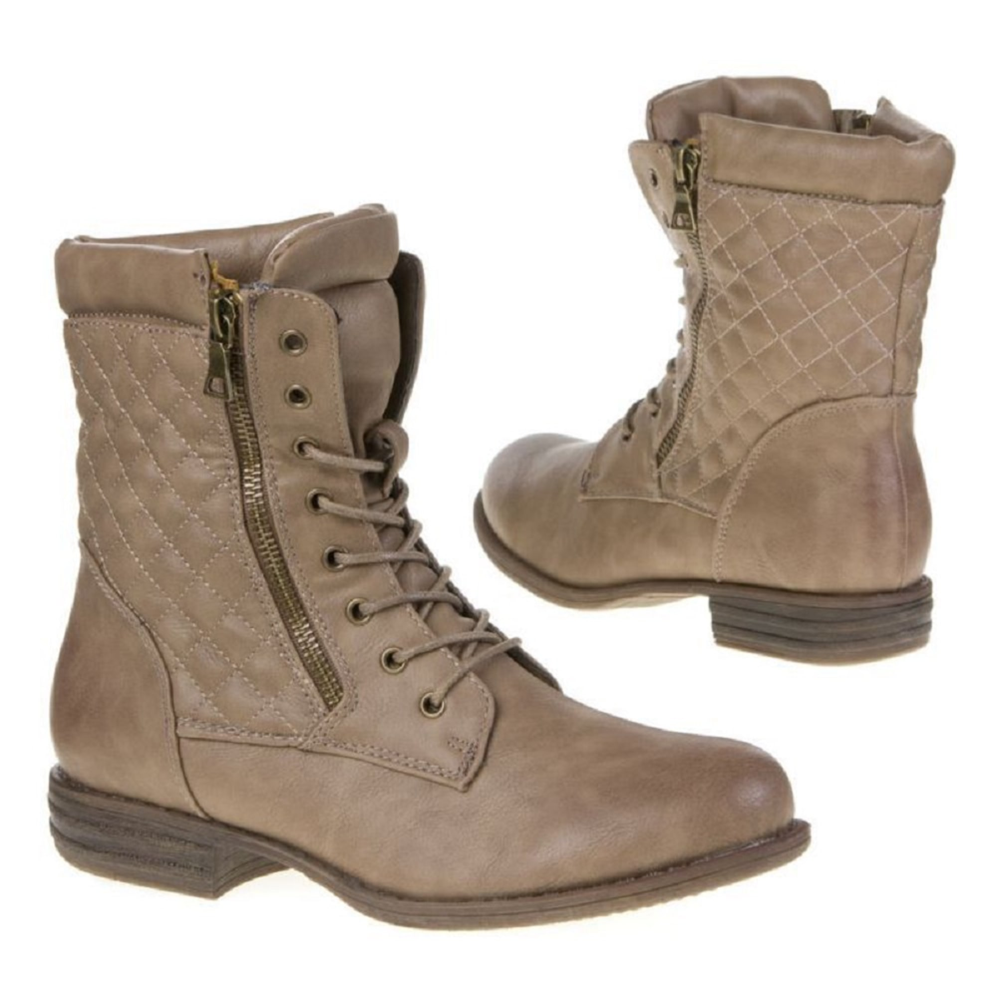 Bottines \u0026 low boots plates