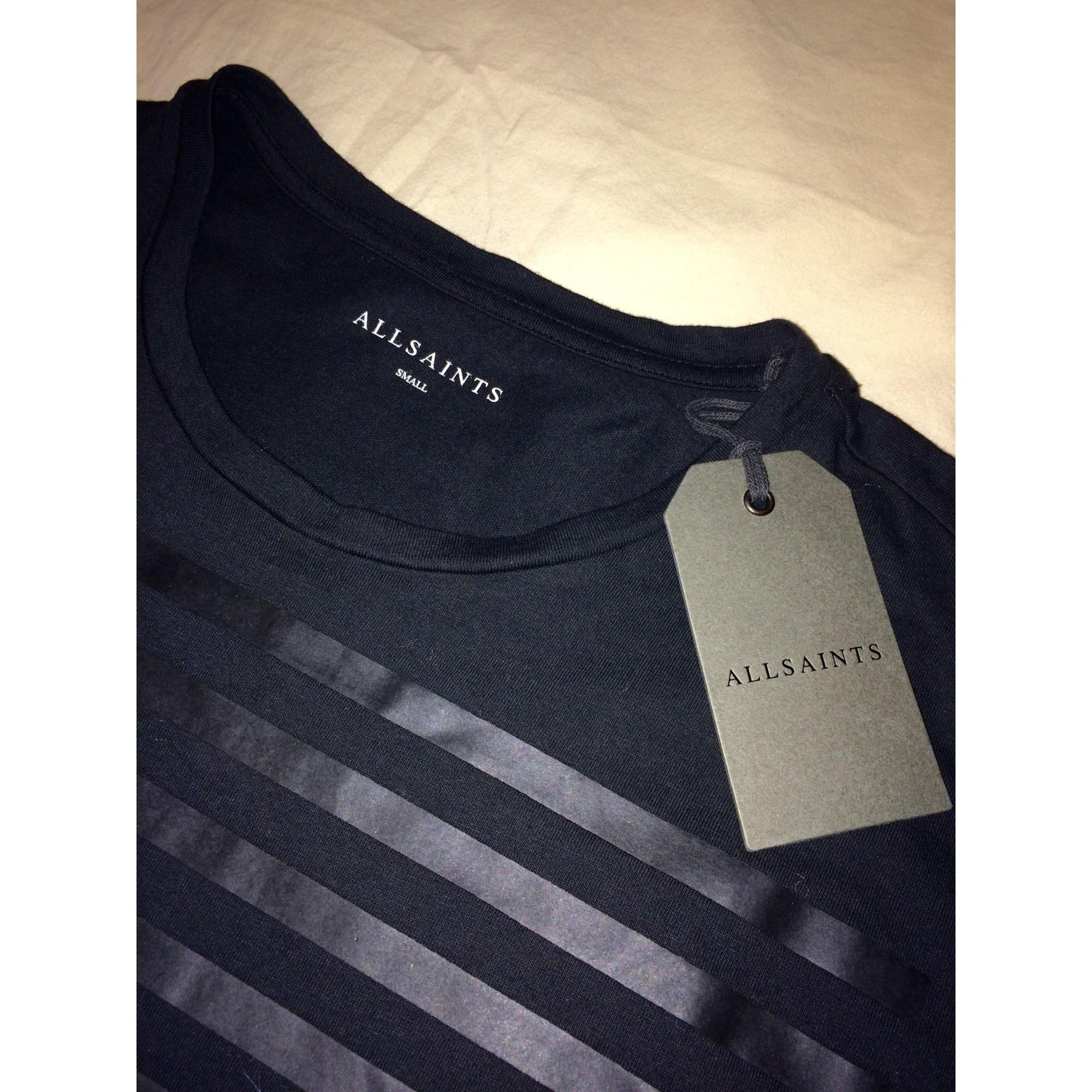 Tee-shirt ALL SAINTS Noir