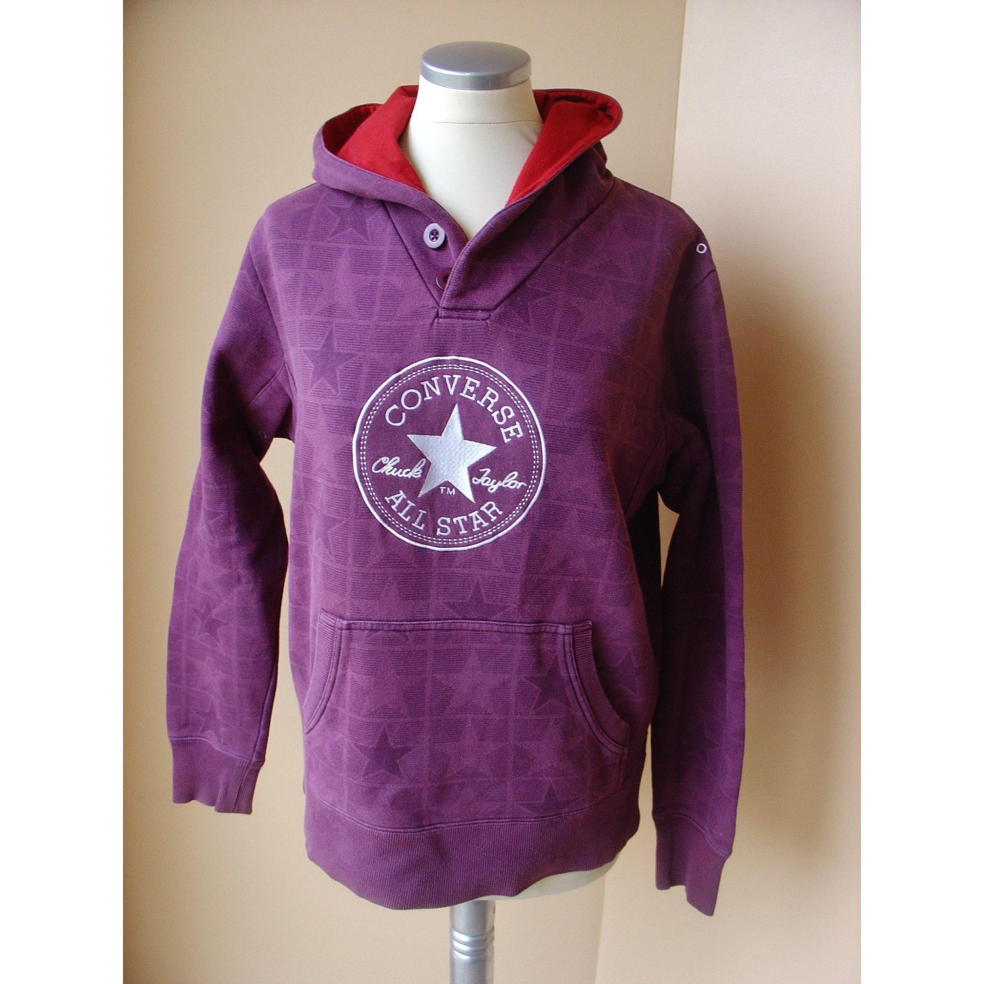 Sweat CONVERSE 2 (M) violet - 5786544 f95d9a32244c