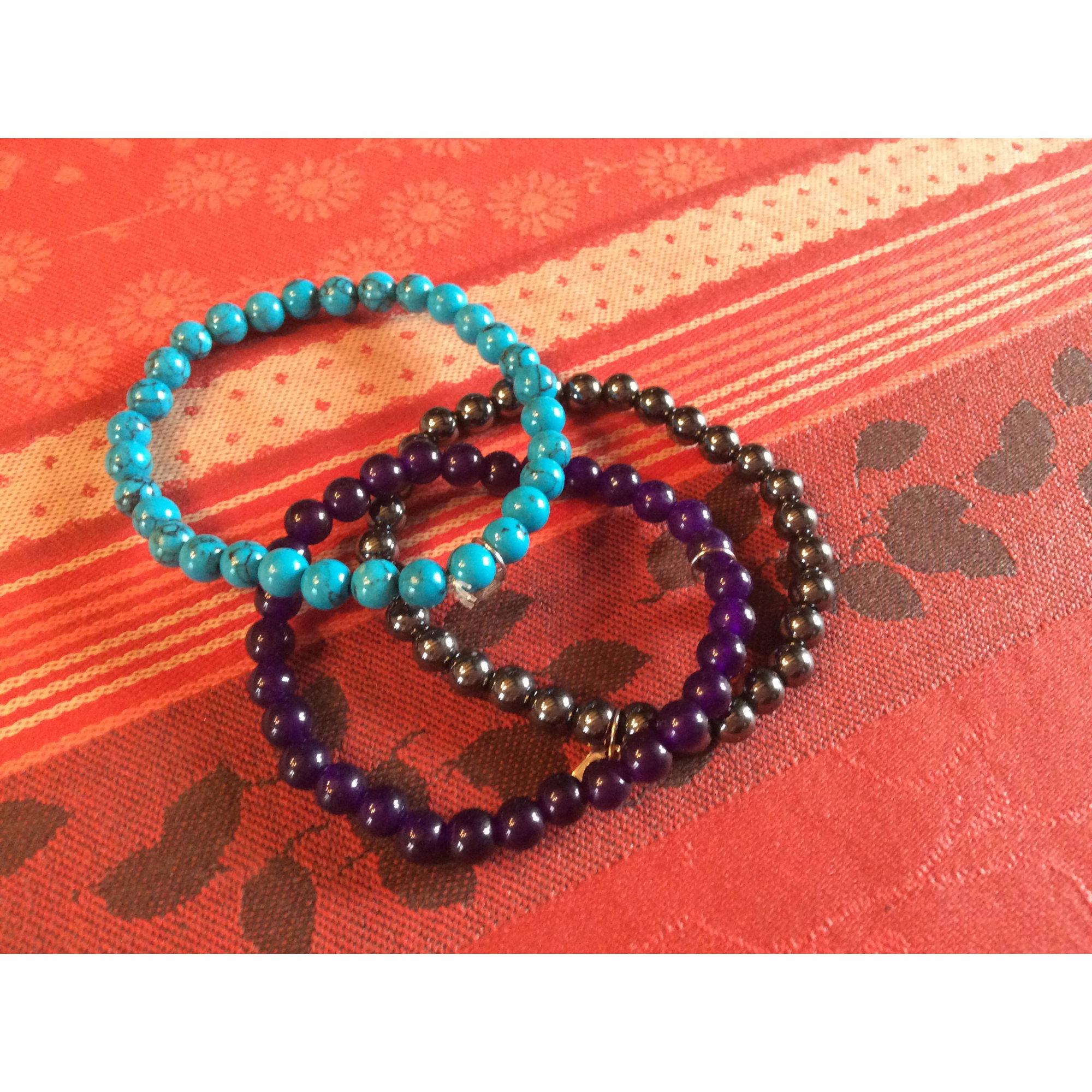 Bracelet VICTORIA perle (imitation) multicolore
