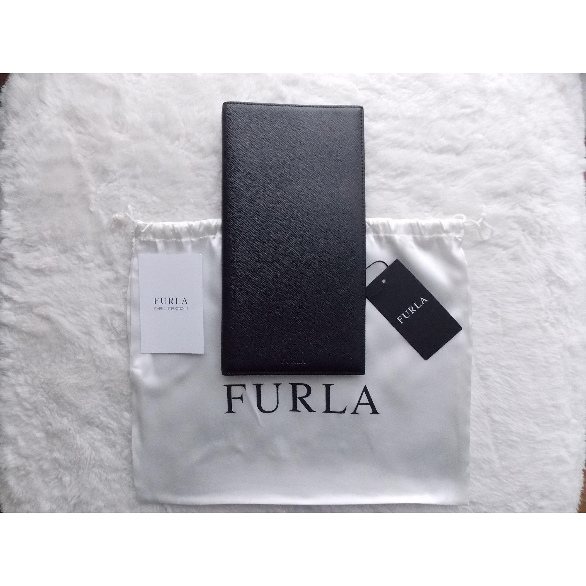 Porte-chéquier FURLA noir vendu par Nona65 - 5806858 1f78b5ff241