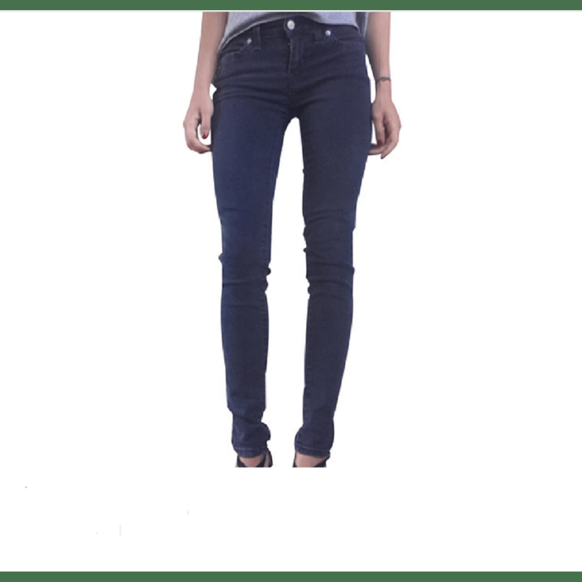 Straight Leg Pants LEVI'S Blue, navy, turquoise