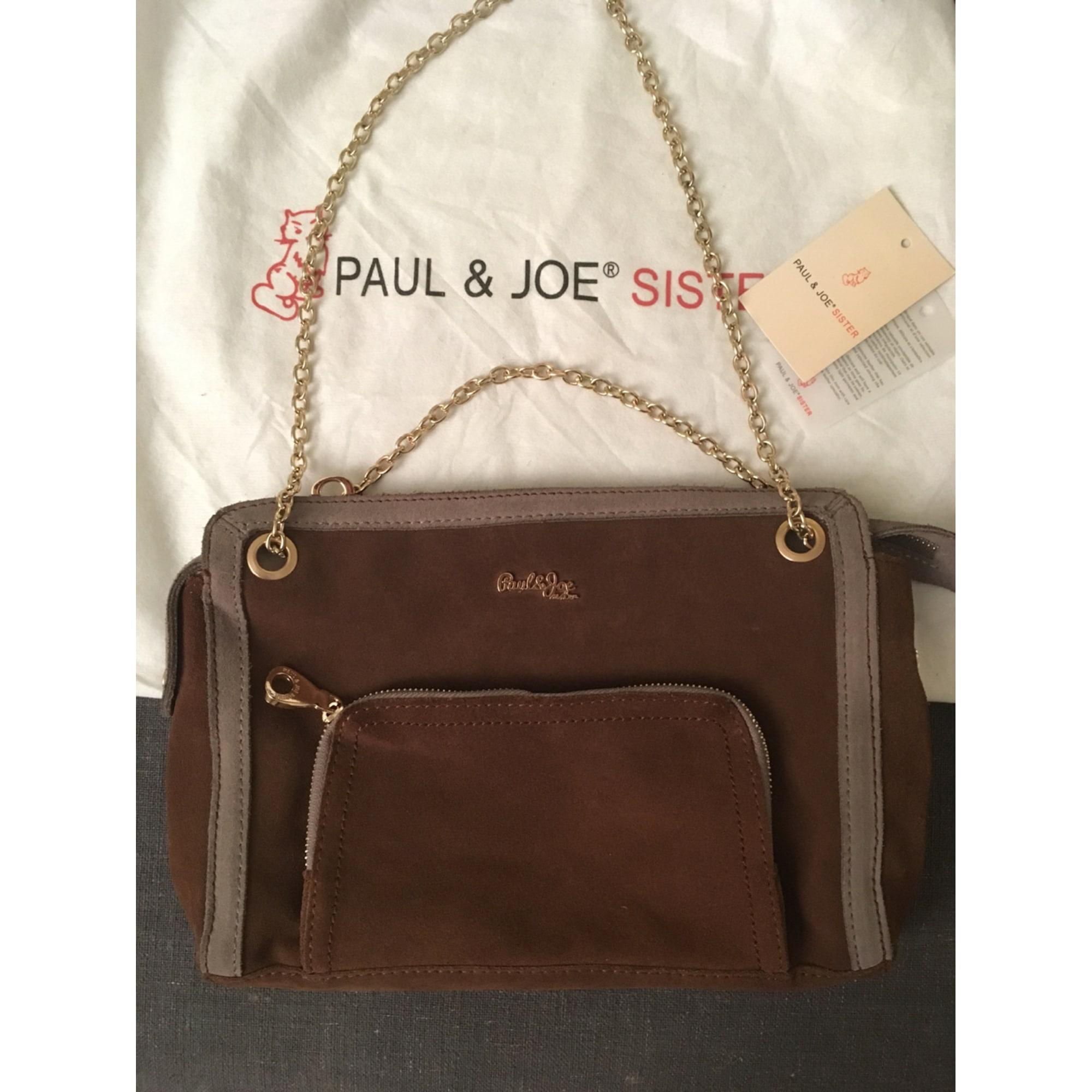 Sac à main en cuir PAUL   JOE SISTER marron - 5833945 7c1a1ea0dbd7
