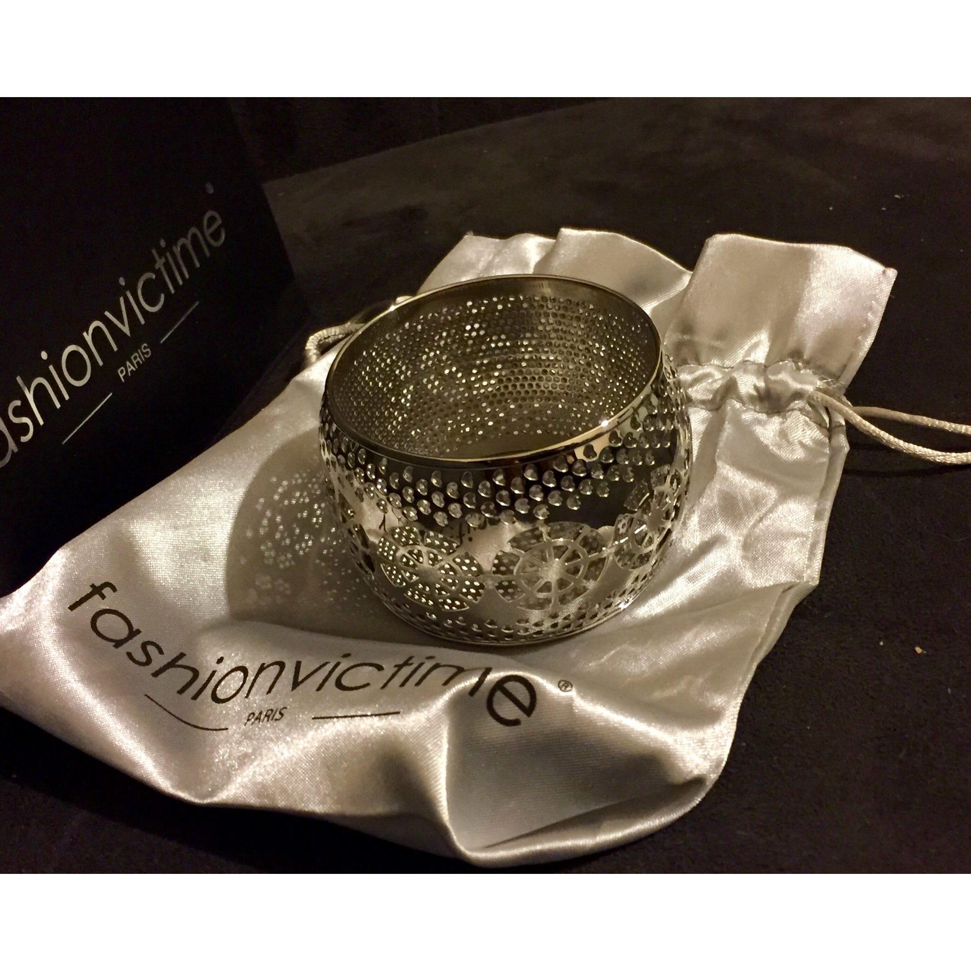 Bracelet FASHIONVICTIME métal argent