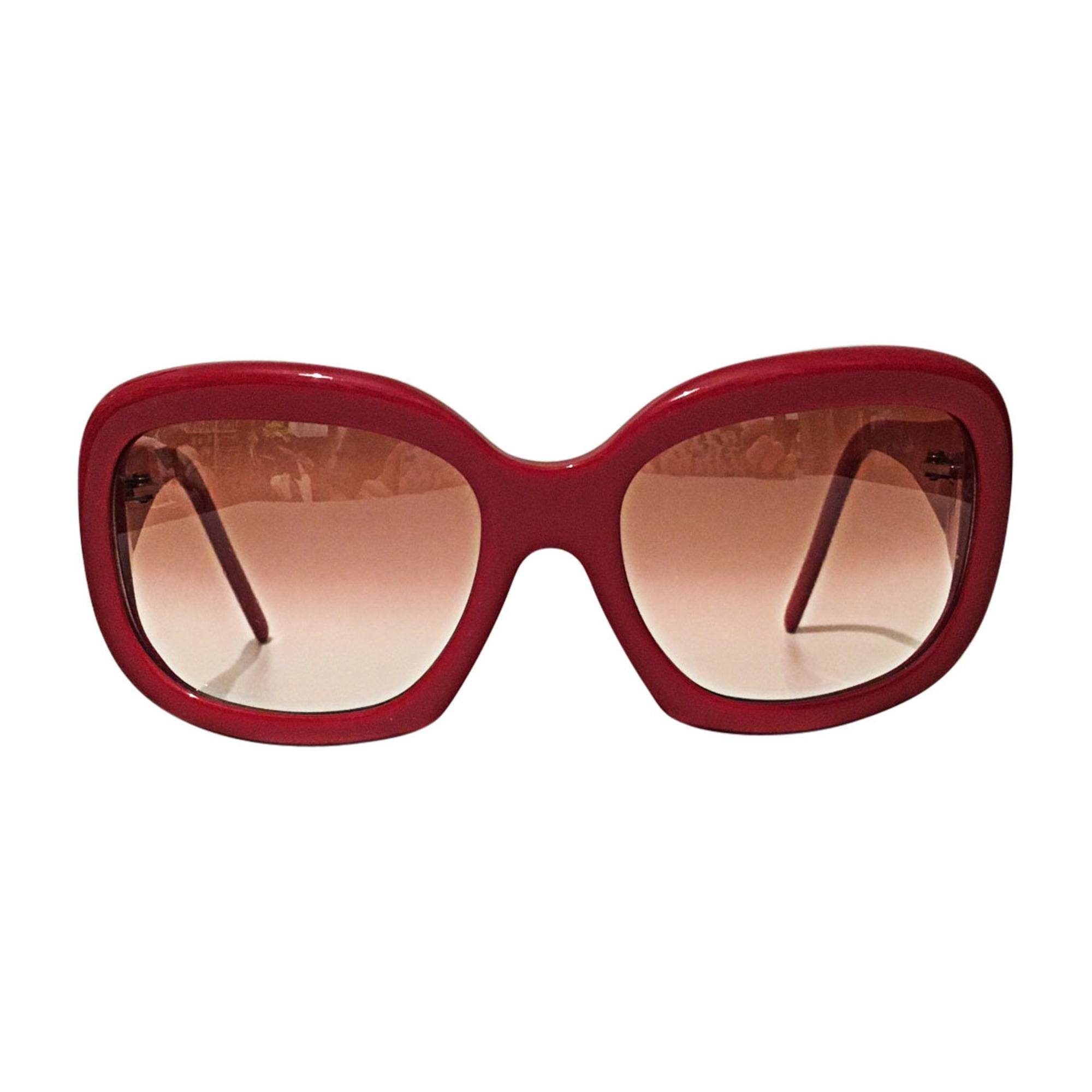 bdc8e01facdb6c Lunettes de soleil JEAN PAUL GAULTIER rouge - 5878006