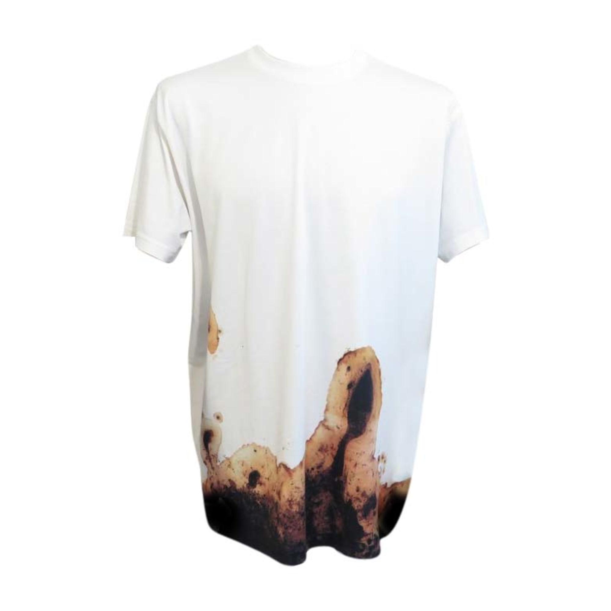 Tee-shirt GIVENCHY 1 (S) blanc vendu par Encherexpert - paris14 ... d2aa7687115