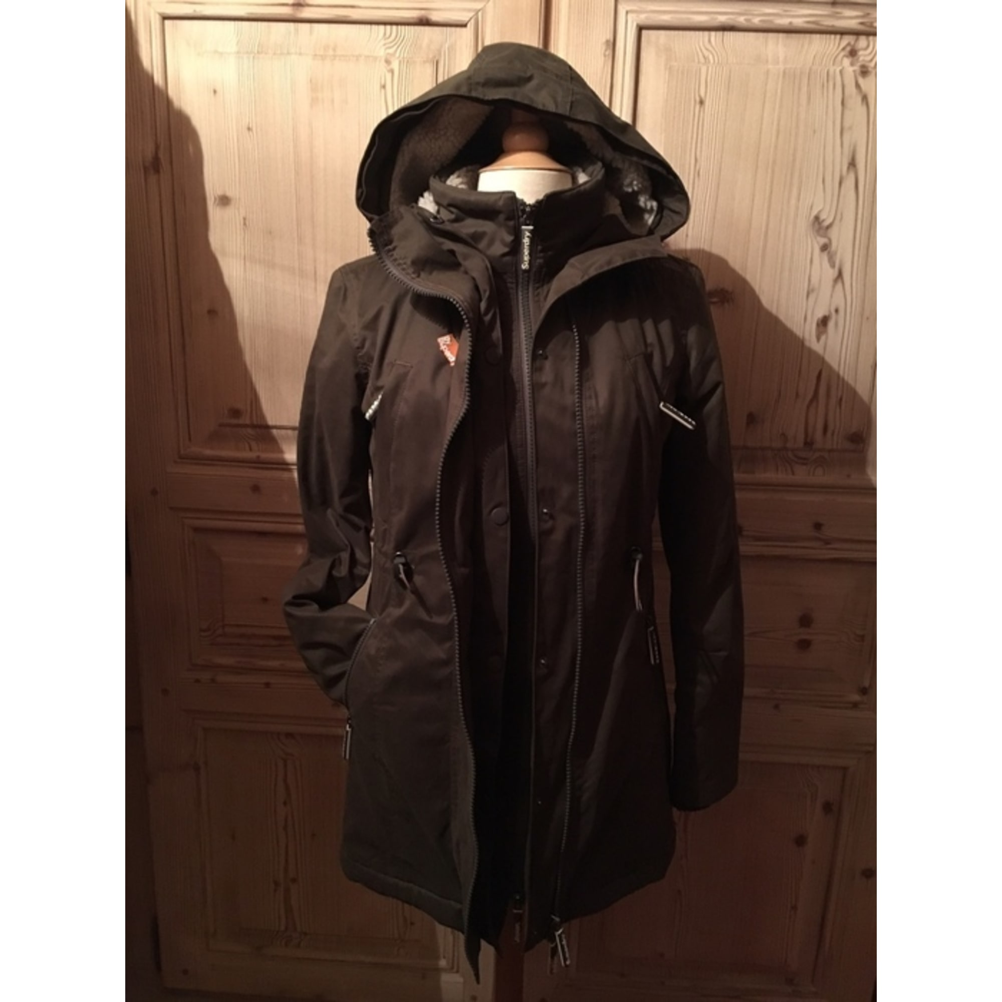 dressing parka superdry