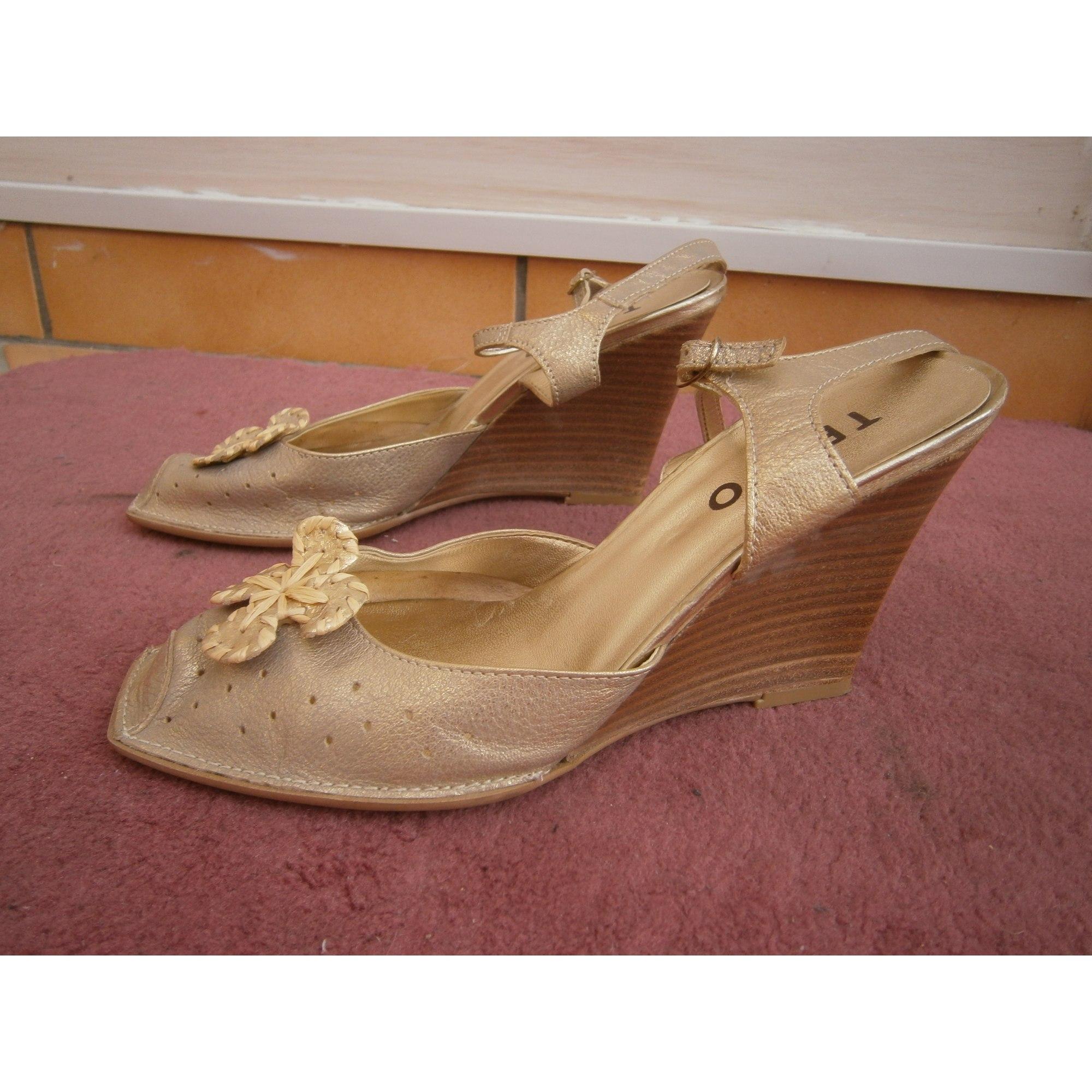 De Danse 38 5921440 Jaune Texto Chaussures K0nopw OuZiXPk