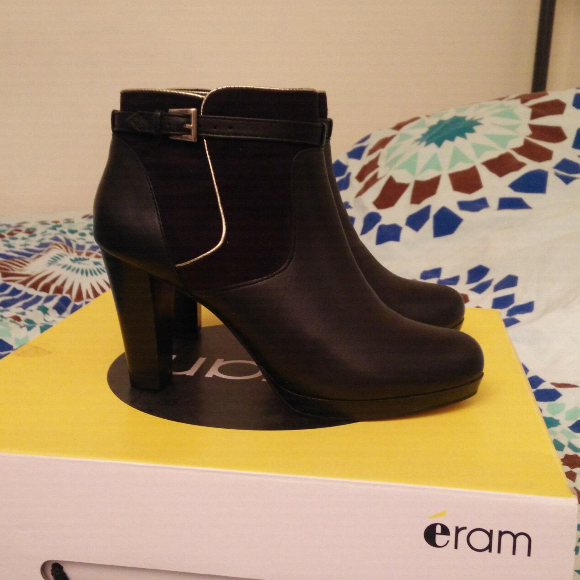 vente chaude artisanat de qualité le moins cher Bottines & low boots à talons