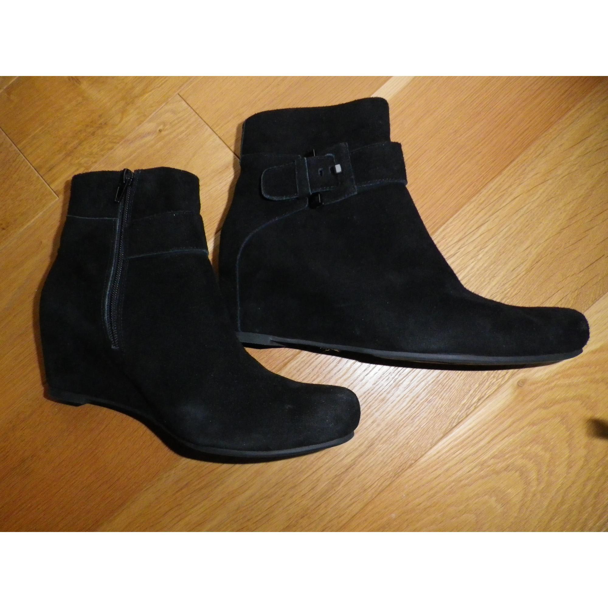Boots Compensés Low Bottinesamp; À iOXkZuTP