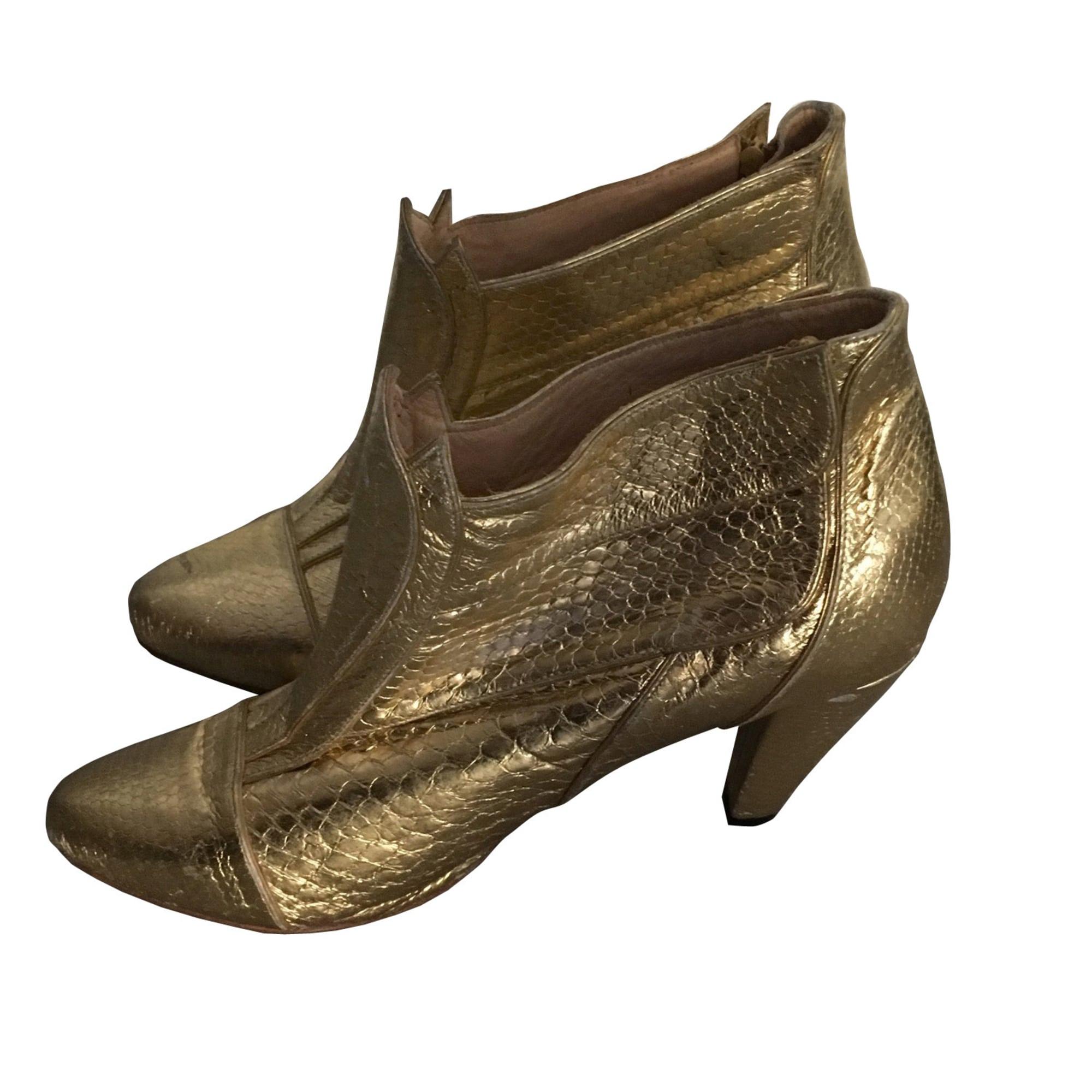 regarder la plus récente technologie profiter de prix discount Santiags, bottines, low boots cowboy