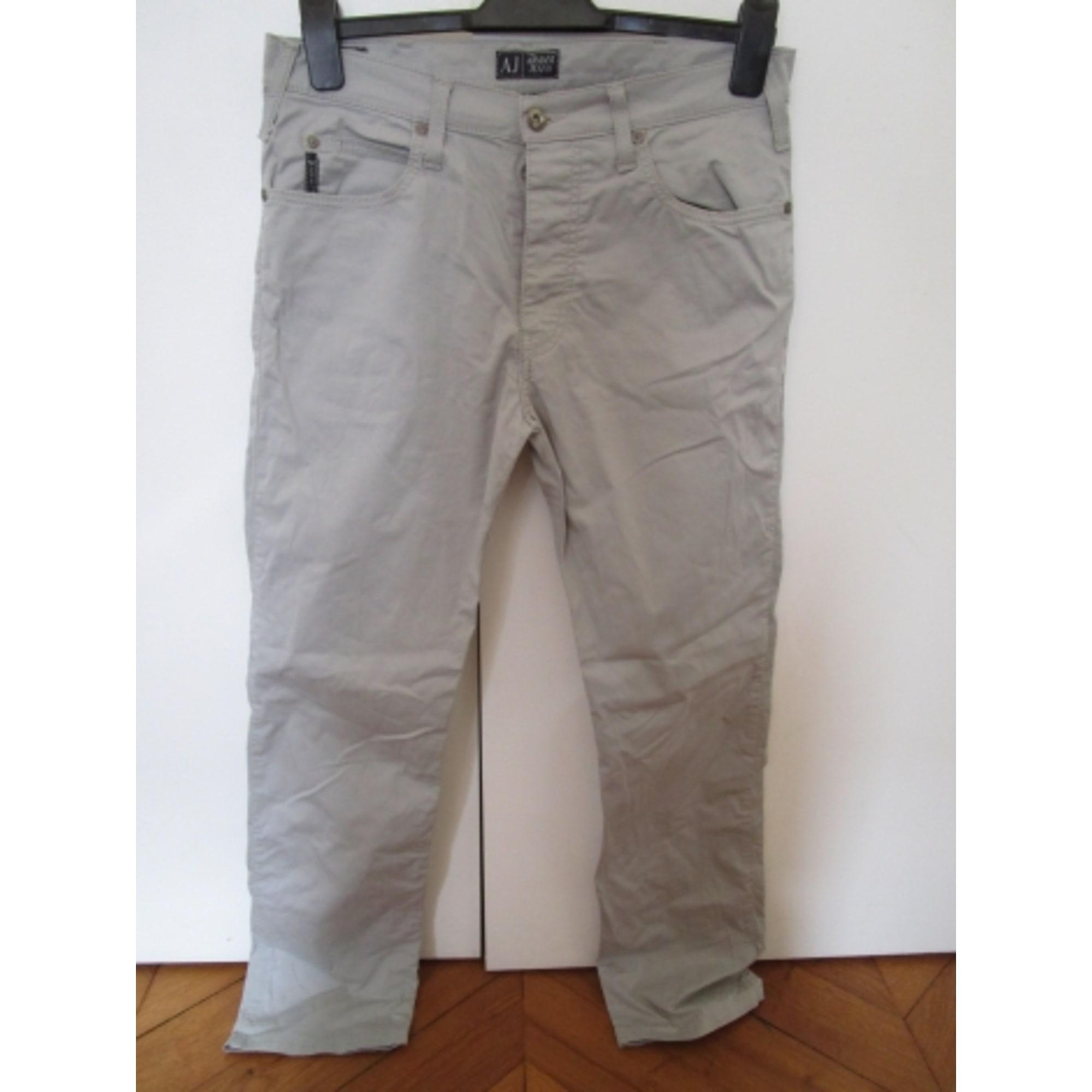 5977284 Jeans Slim Gris Pantalon Armani wvOWX