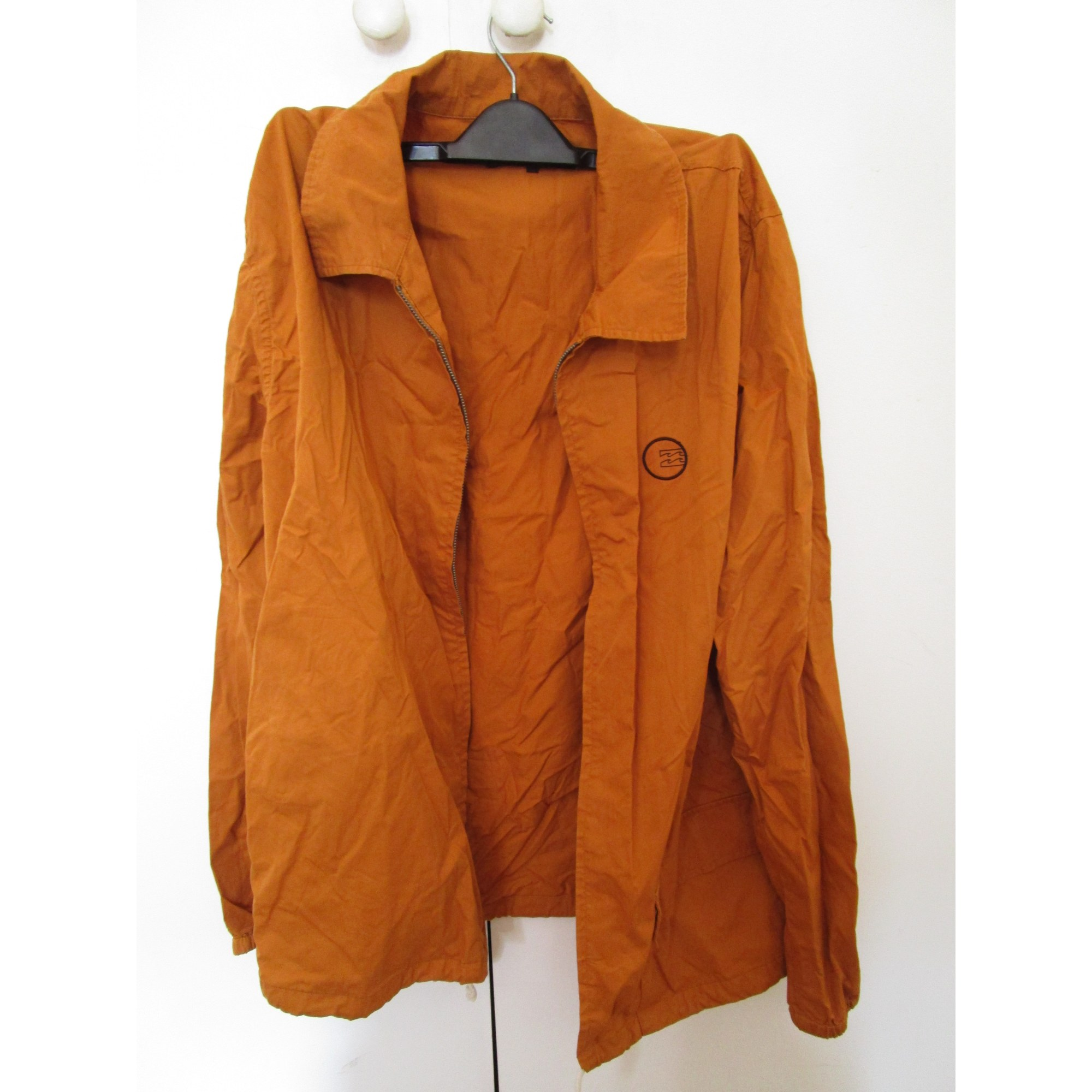 Veste BILLABONG 54 (L) orange - 5977323 d18c896b8051