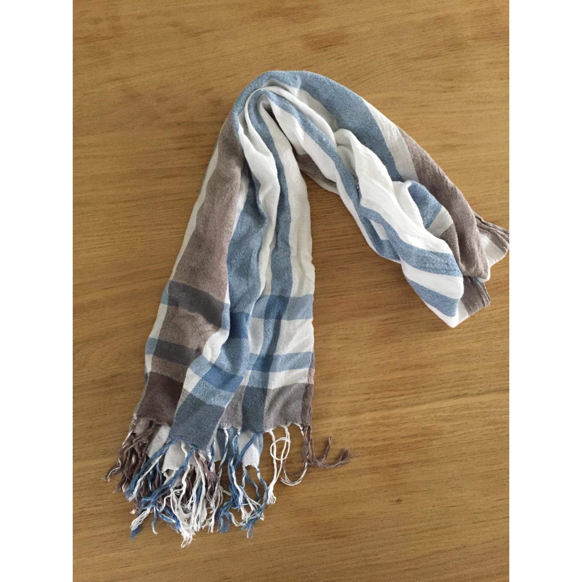 Foulard DEVRED Bleu, bleu marine, bleu turquoise 3118f268c7f
