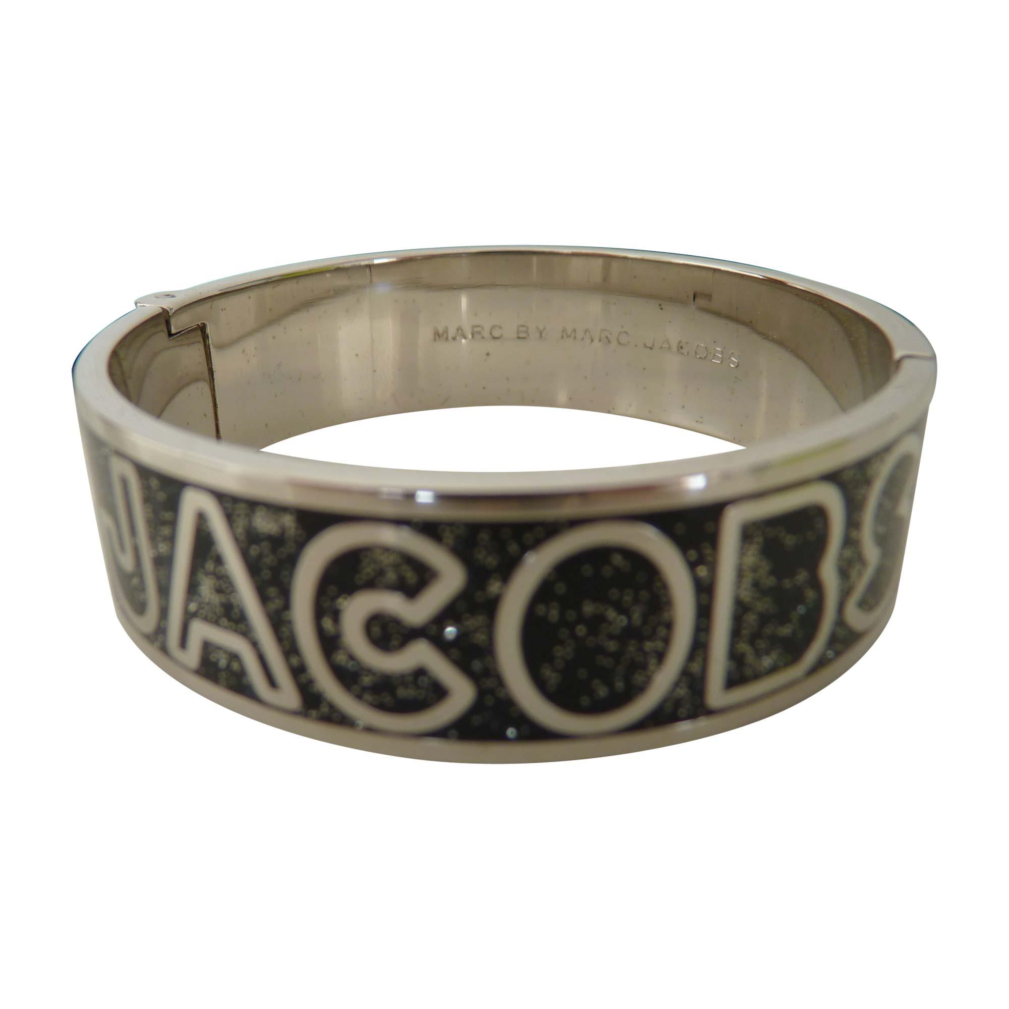 Bracelet MARC JACOBS Noir
