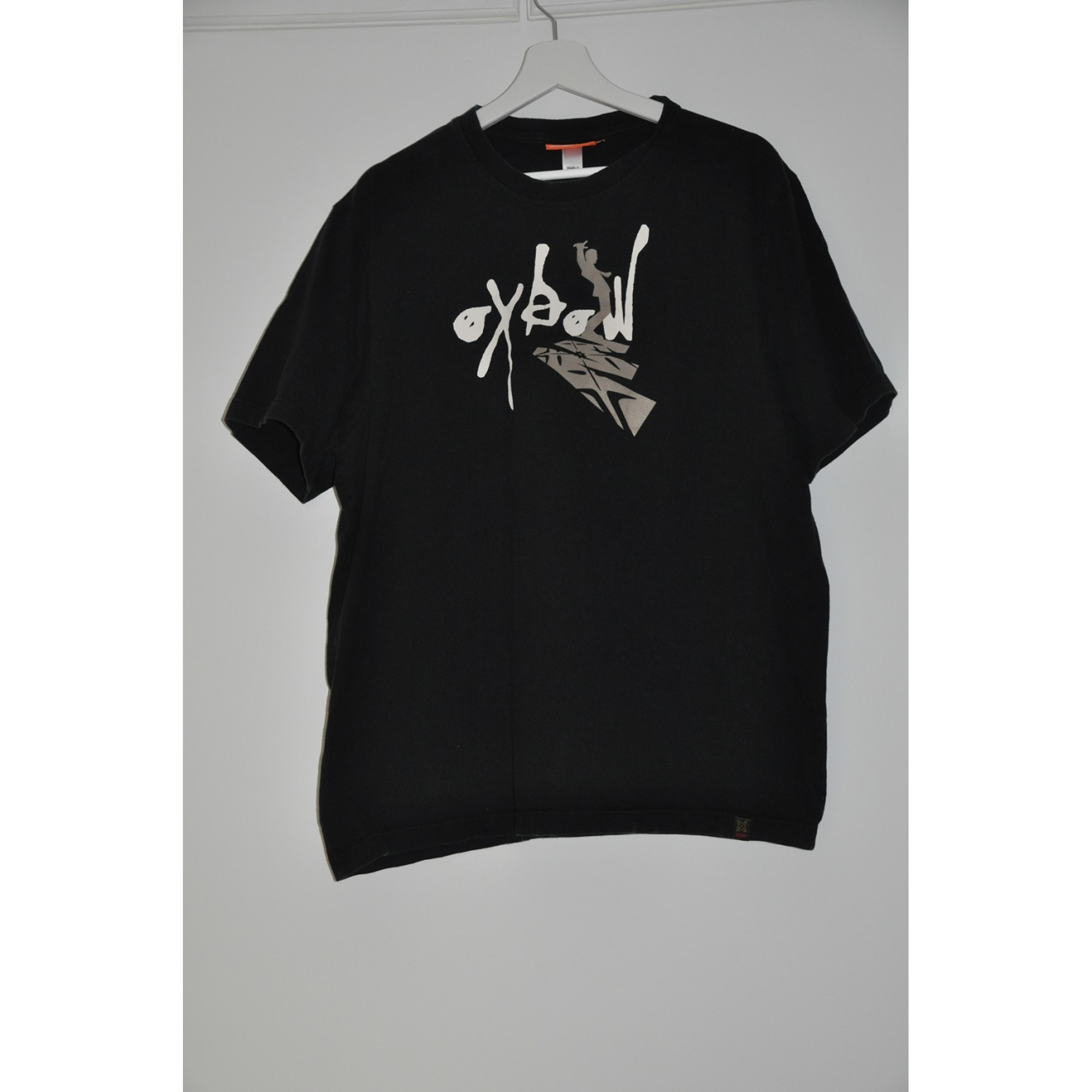 Tee-shirt OXBOW Noir