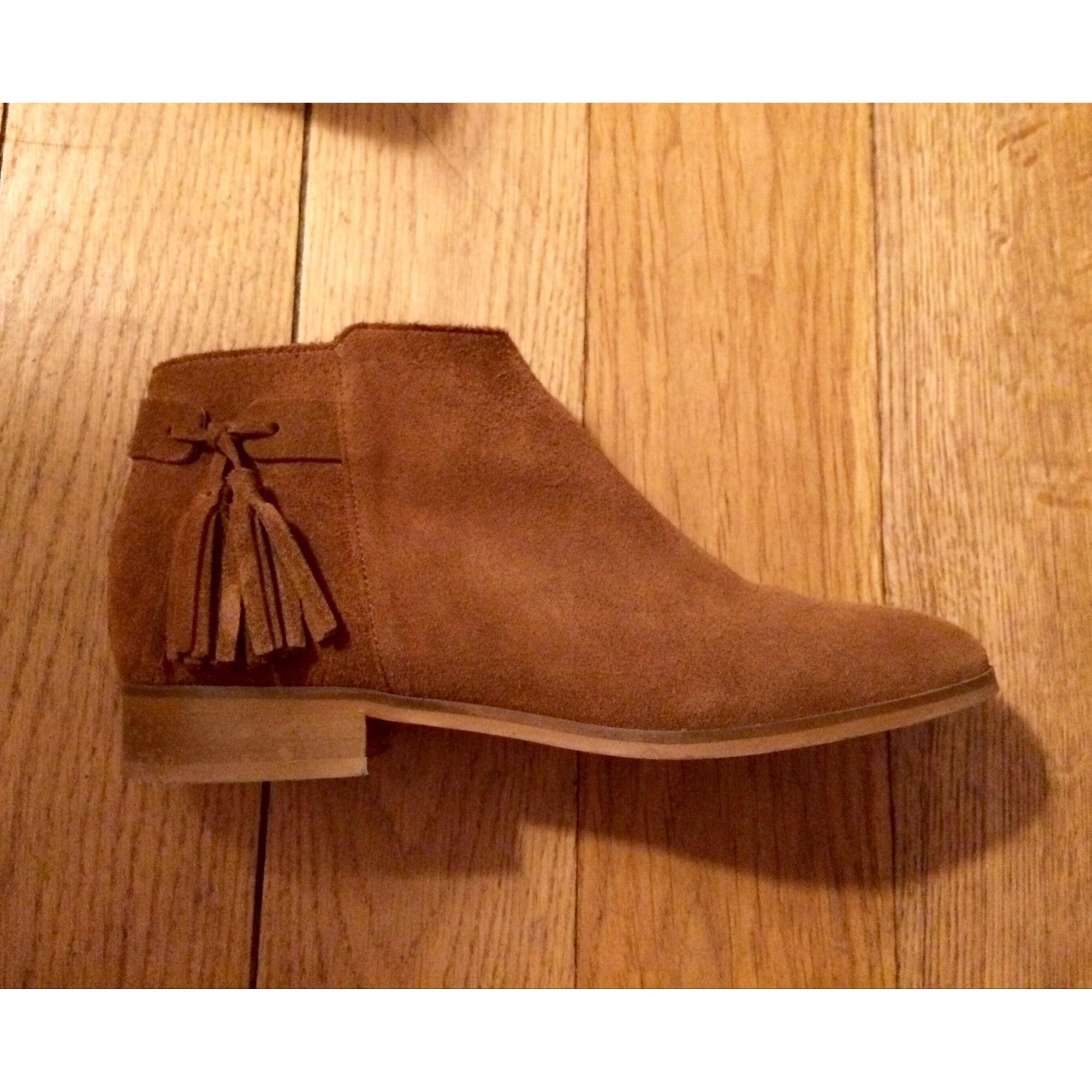 nouvelle arrivée fournir un grand choix de 100% de qualité Bottines & low boots plates