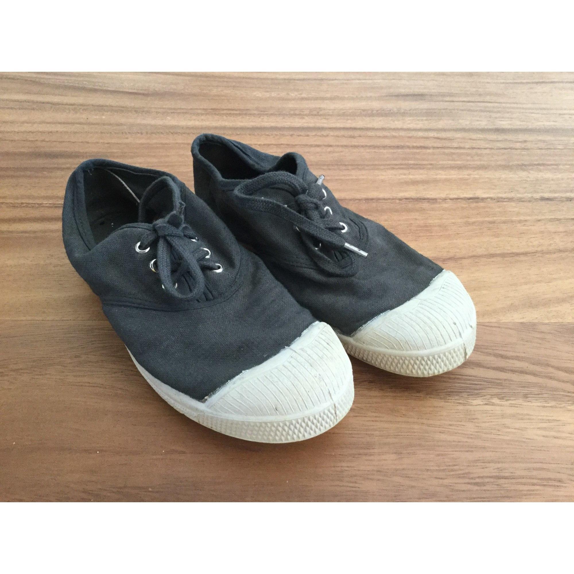 2de53368361445 Chaussures à lacets BENSIMON 31 gris - 6010172