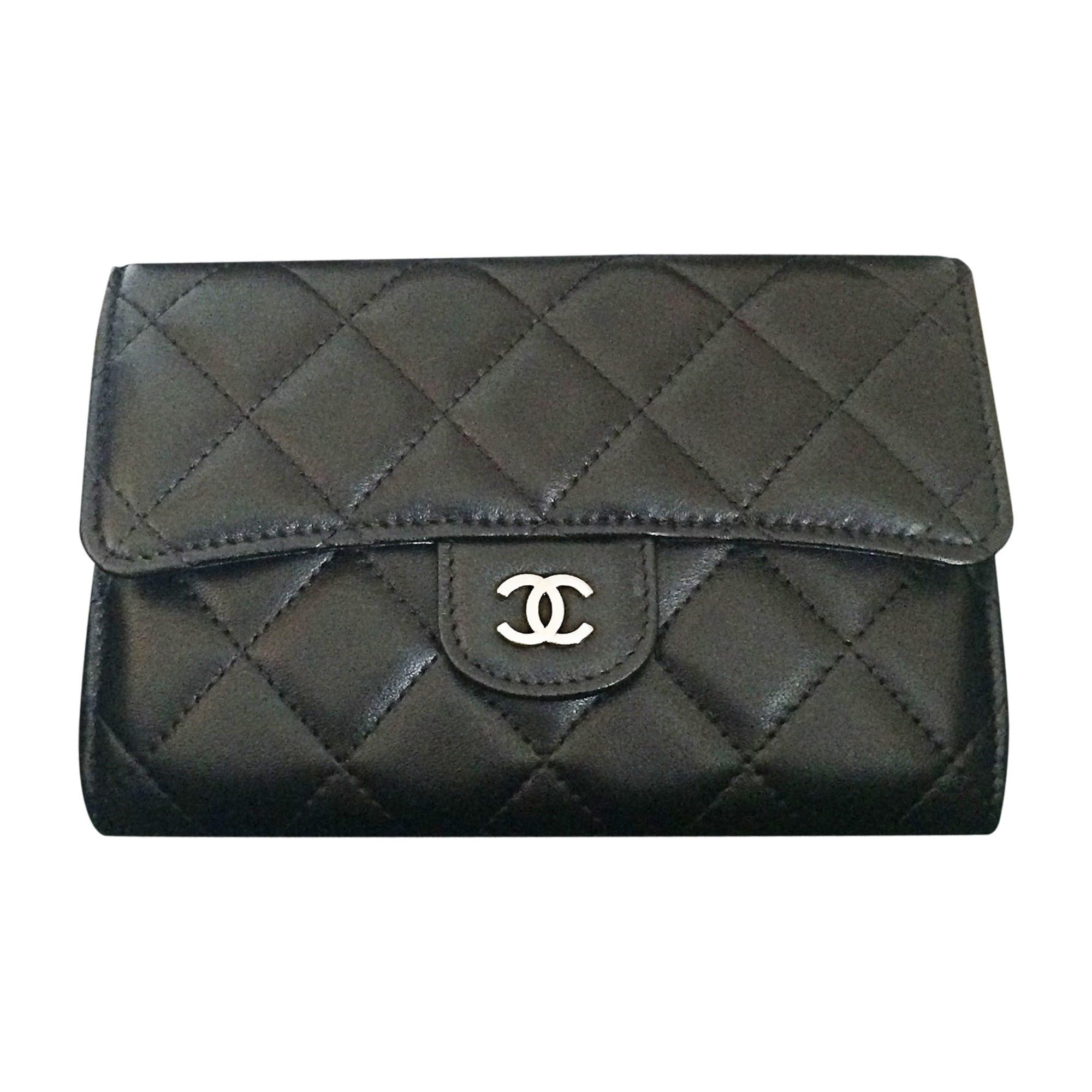 Portefeuille CHANEL timeless noir vendu par Callmejane - 6010598 33e9773c009