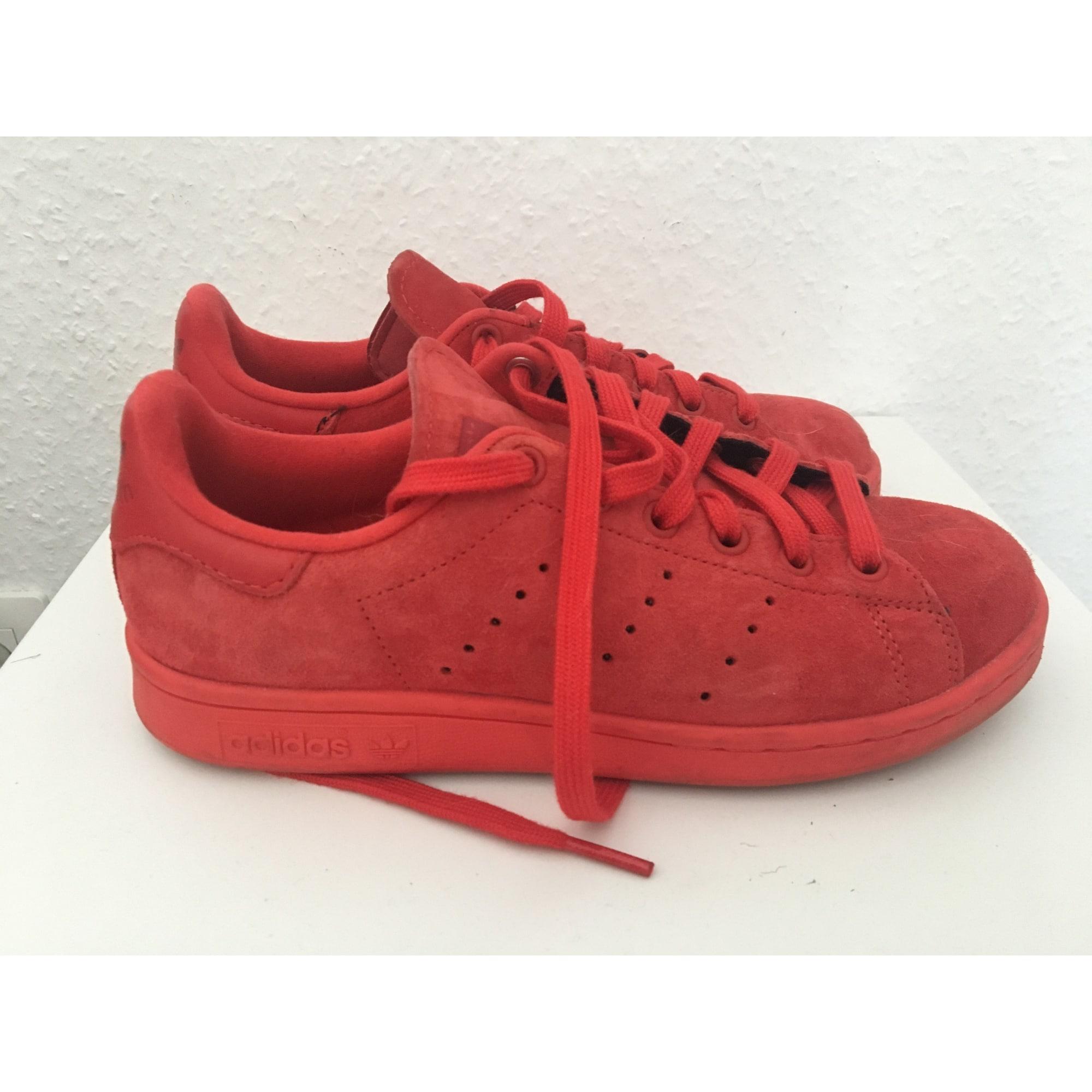 Vendu Birgel Baskets 6018176 Rouge Adidas 37 Par shrCxdBQt
