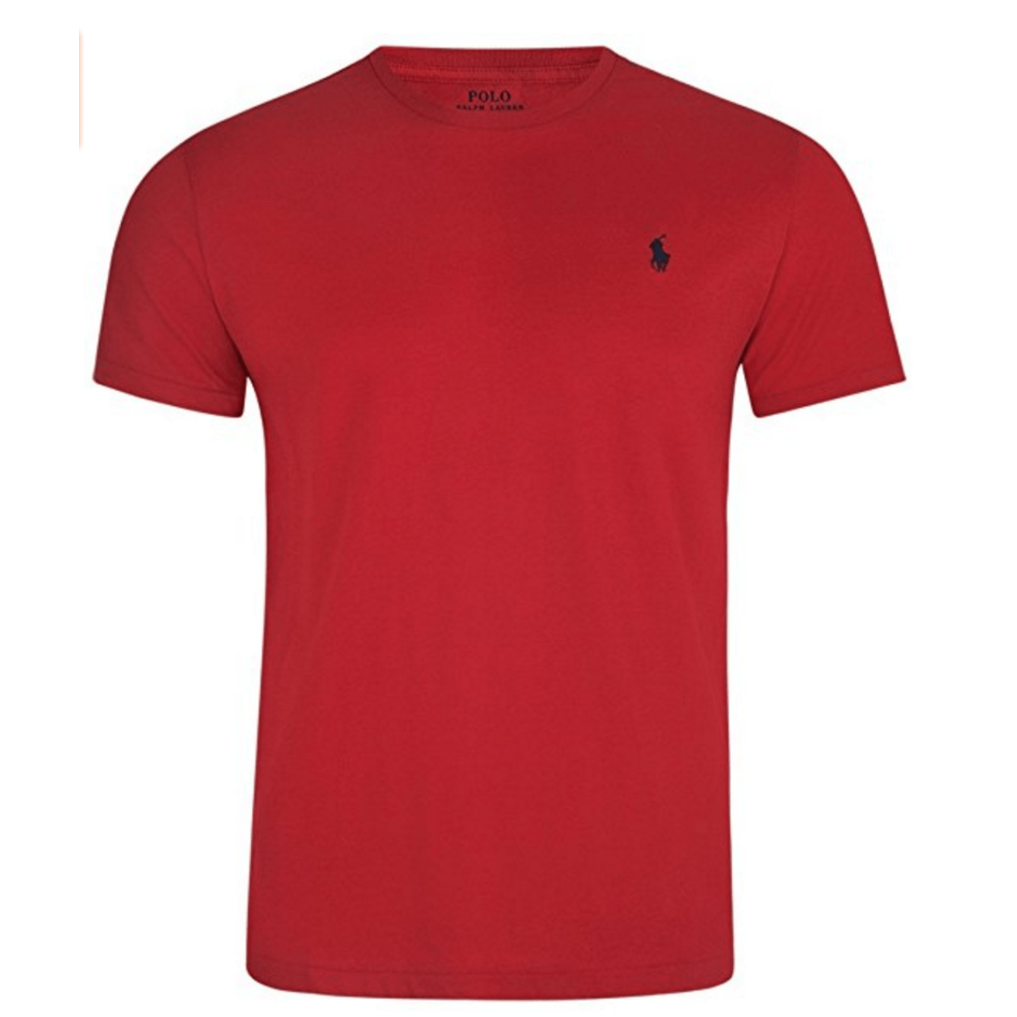 t shirt ralph lauren rouge