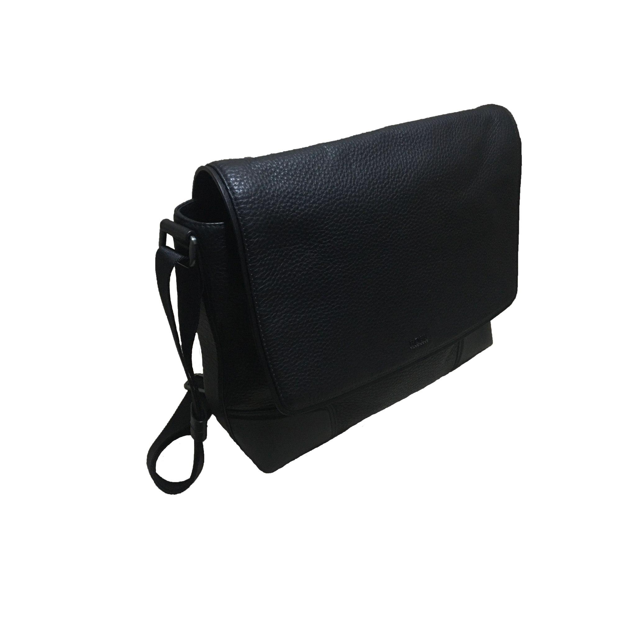 Sacoche HUGO BOSS noir vendu par Leather sense - 6038762 d8a5ed19071