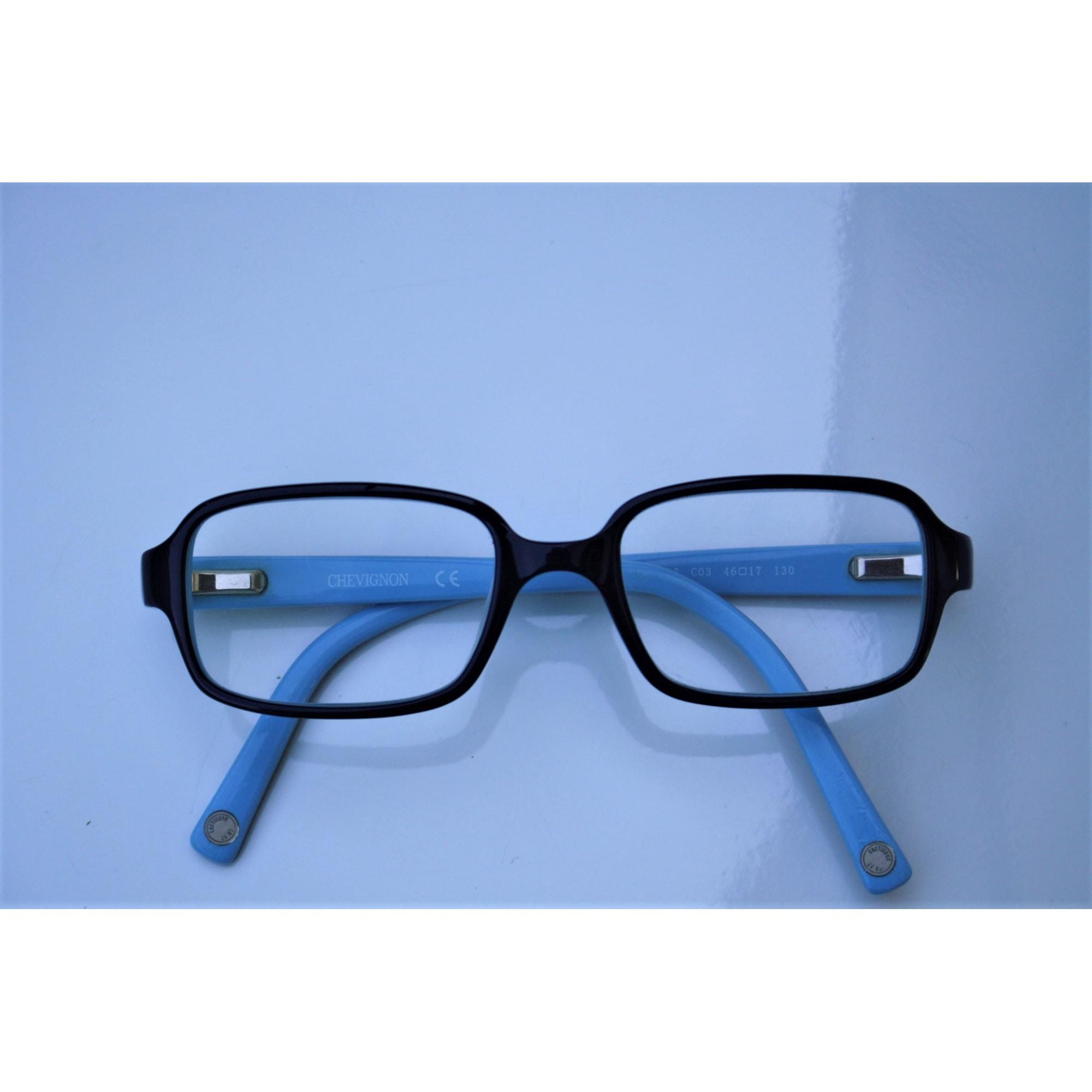 3f3640aebfbf2 Monture de lunettes CHEVIGNON 7-8 ans bleu - 6041593