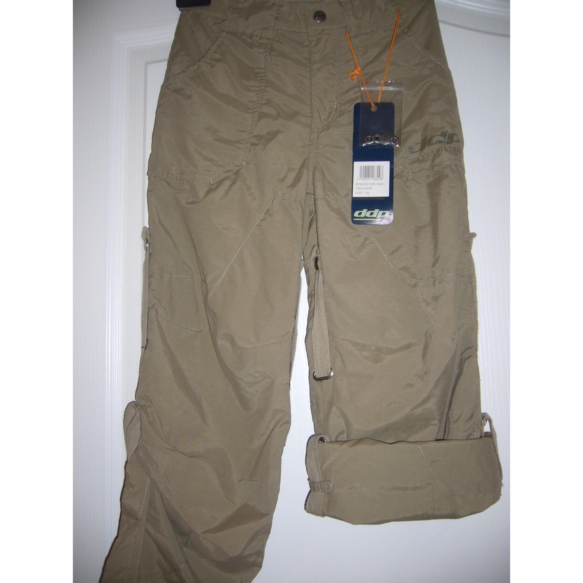 Pantalon DDP Kaki