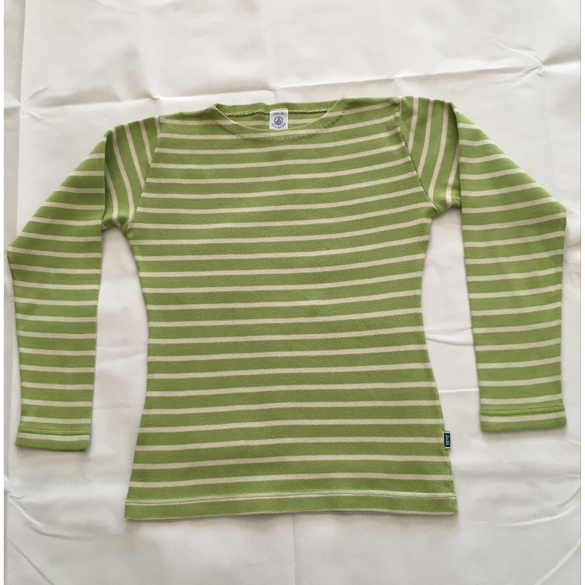 Tee-shirt PETIT BATEAU Vert
