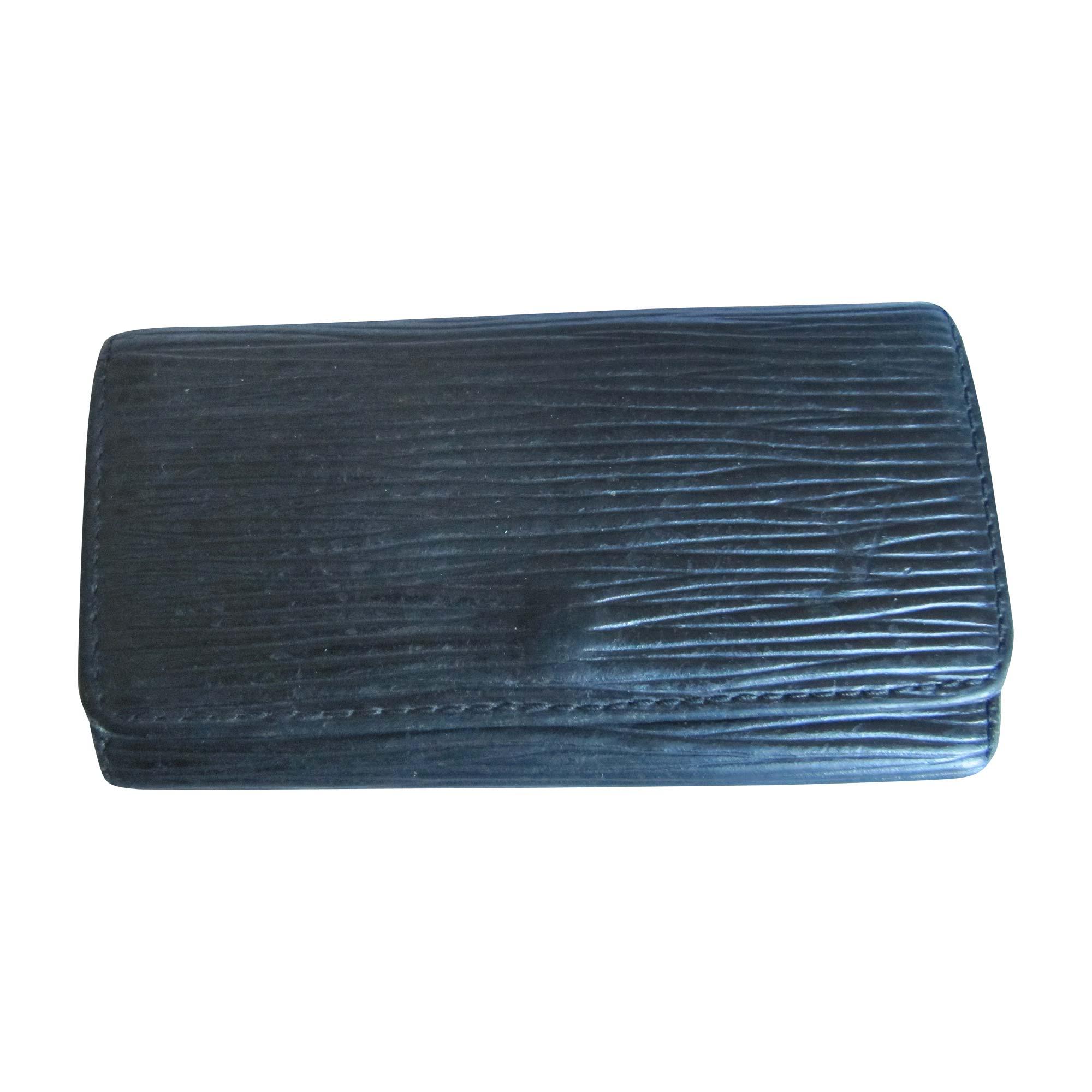 Porte-clés LOUIS VUITTON noir - 6056153 084dee0566a