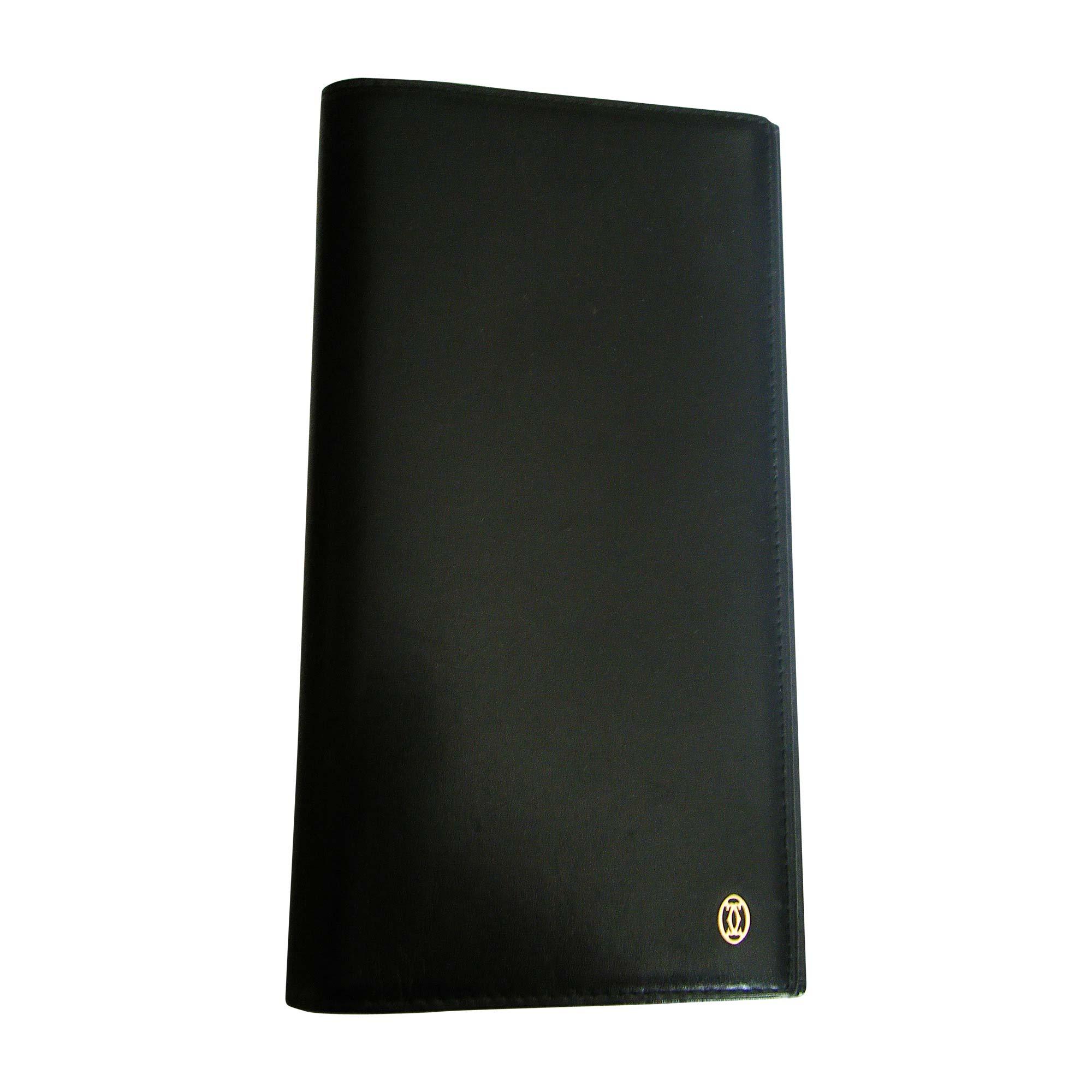 760e0c7a11 Porta libretto assegni CARTIER nero - 6065898