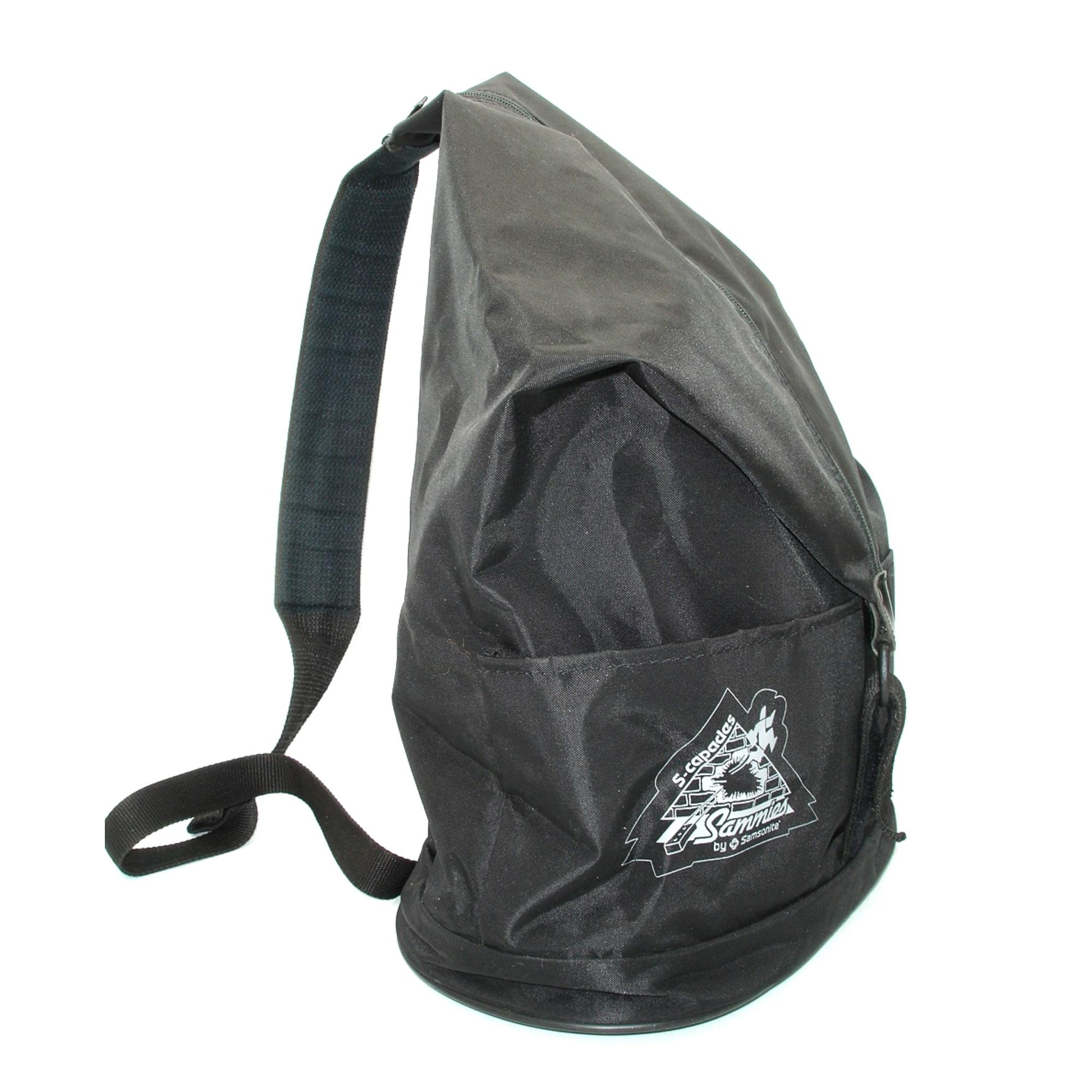 sac dos samsonite noir vendu par lizzycom 6085155. Black Bedroom Furniture Sets. Home Design Ideas