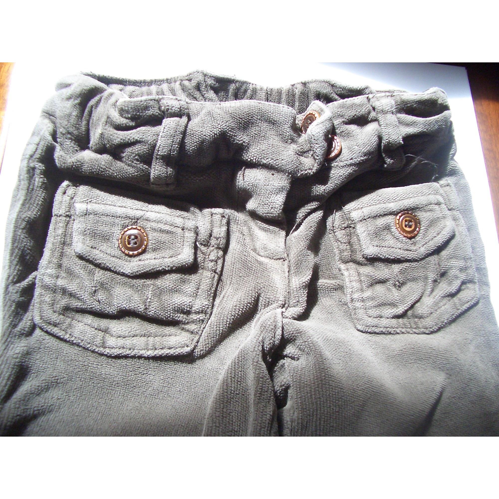 Pantalon CYRILLUS Marron