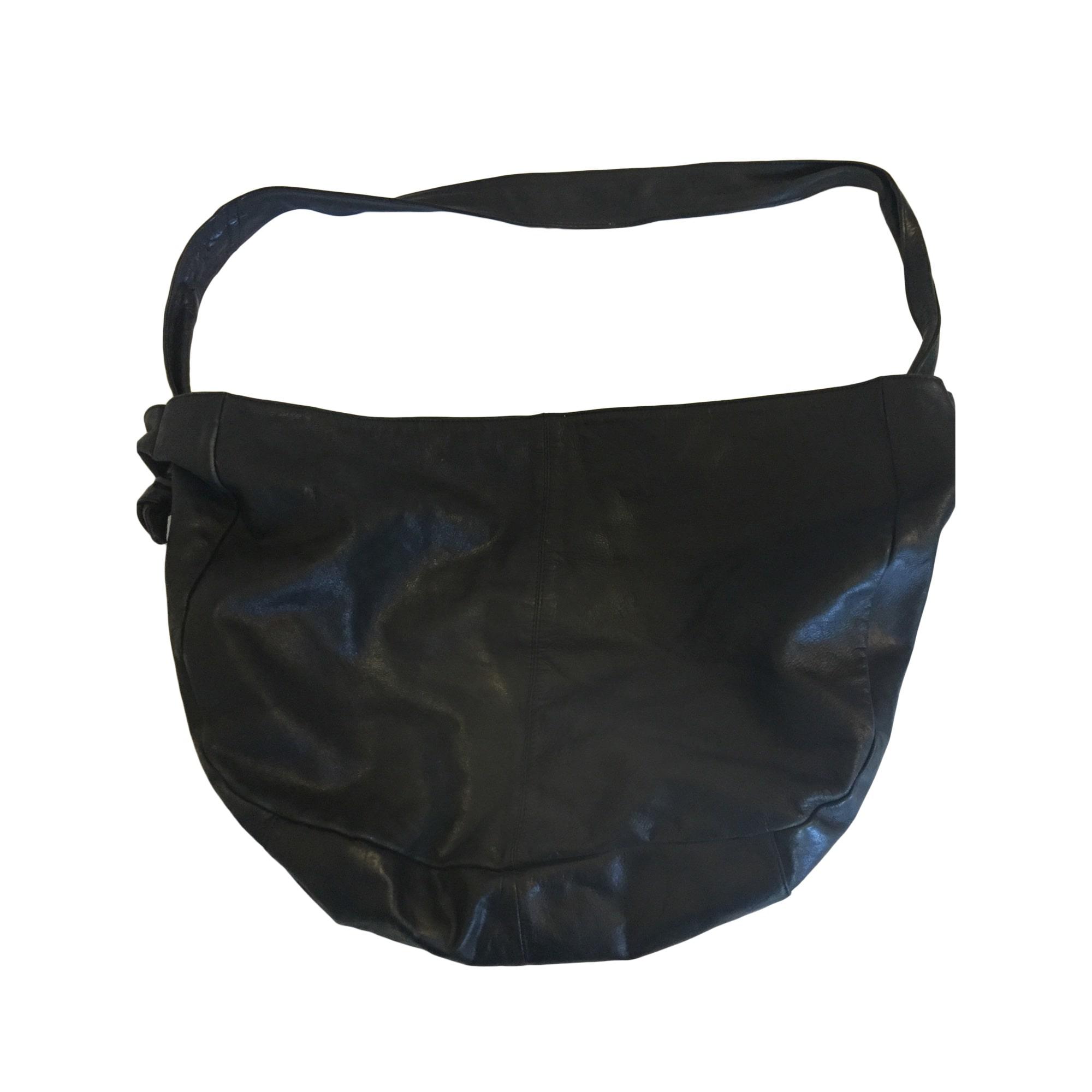 Sac en bandouli re en cuir comptoir des cotonniers noir vendu par caroline 4803 6126279 - Caroline daily comptoir des cotonniers ...
