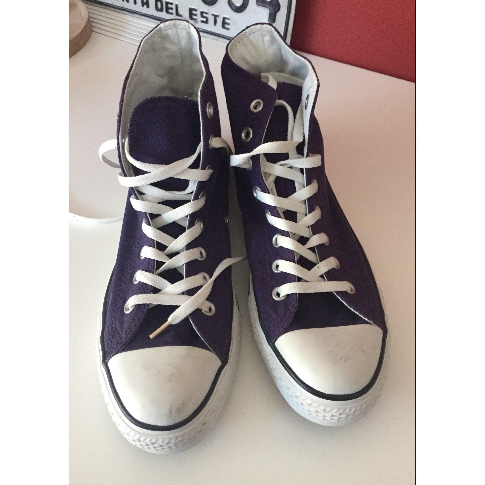 6914d5e57a0fe Chaussures de sport CONVERSE Violet