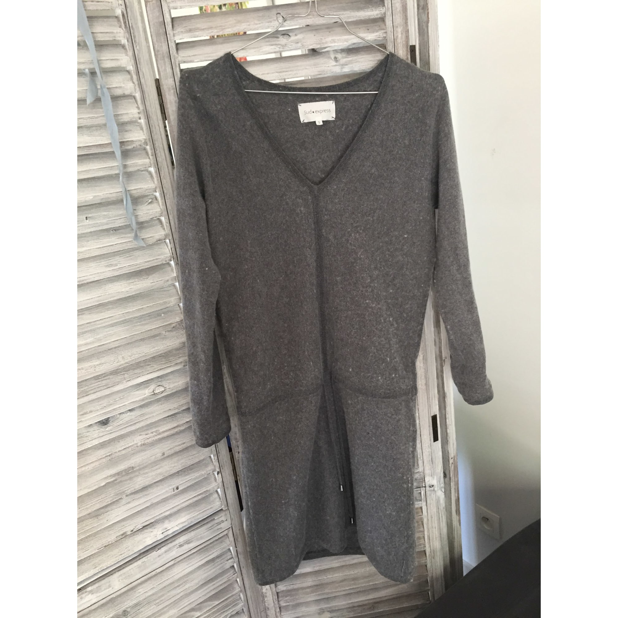 Express Robe 6135011 Gris 36 s Pull T1 Sud OFF7vqTw