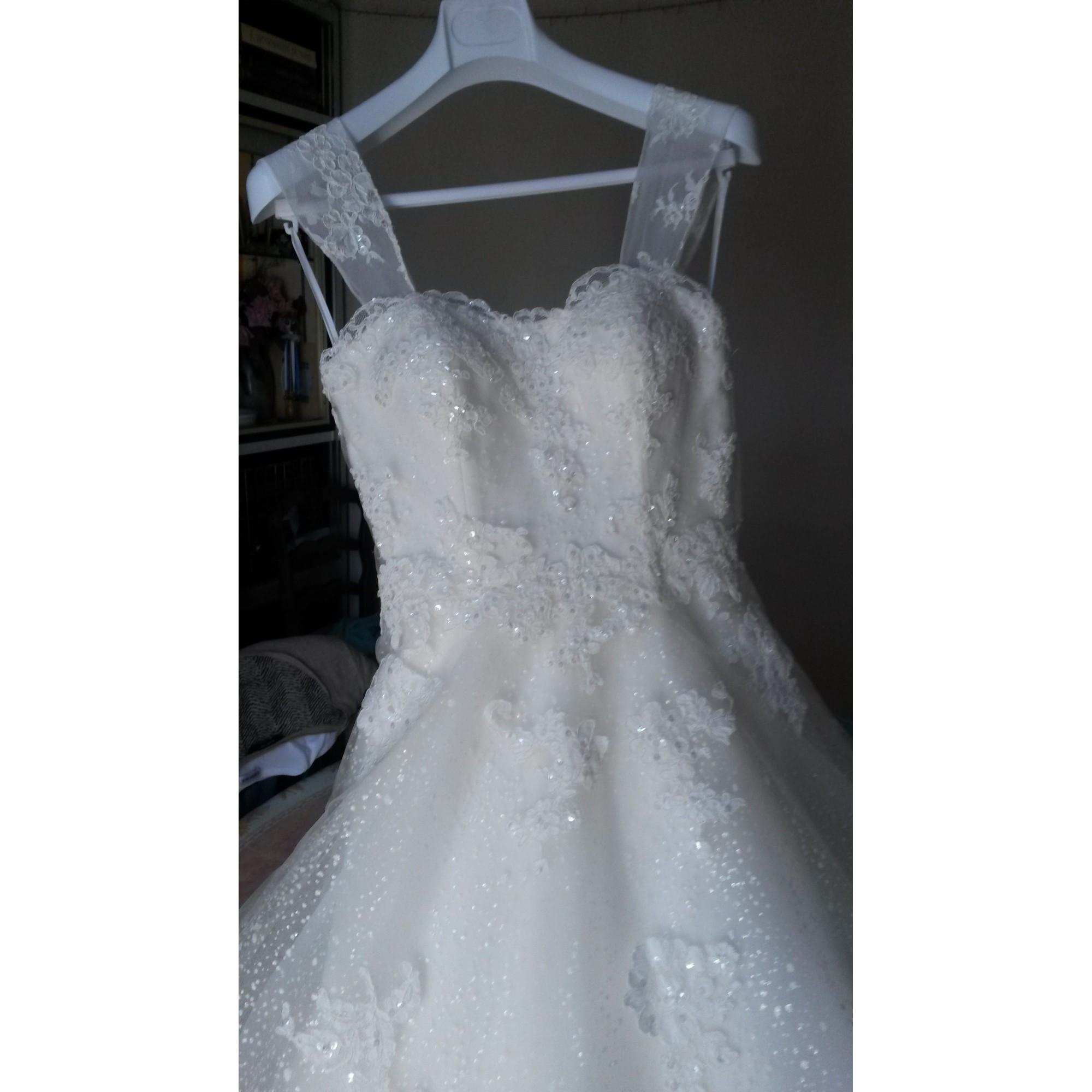 rétro pourtant pas vulgaire style le plus récent Robe de mariée