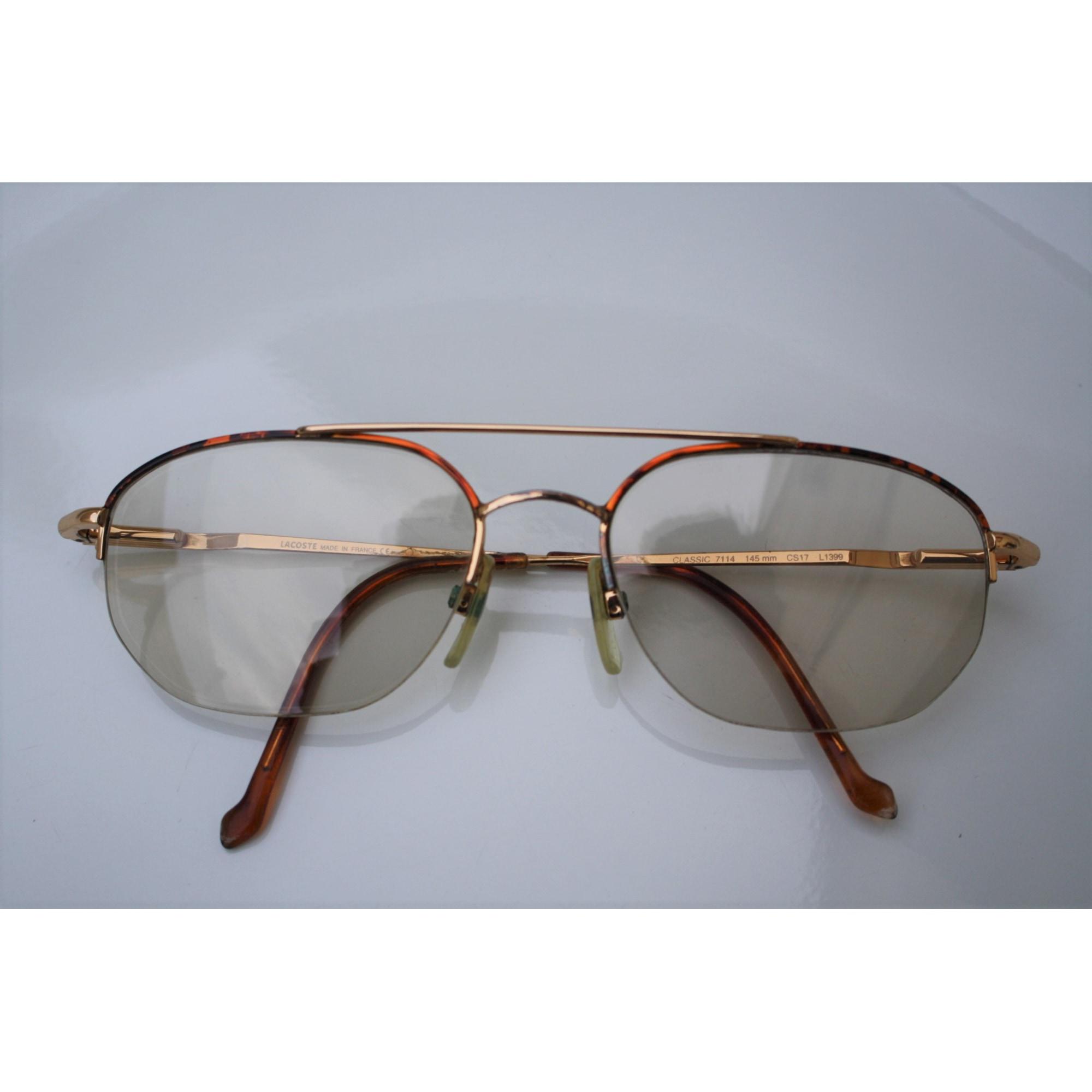ef08a0735a98ef Monture de lunettes LACOSTE imprimés animaliers - 6145824