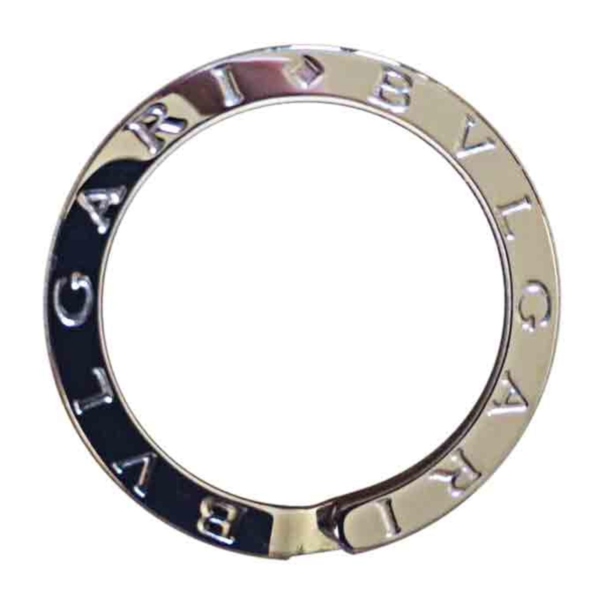 Porte-clés BULGARI argenté vendu par Fashion consultant - 6192605 b6b9a5adaee