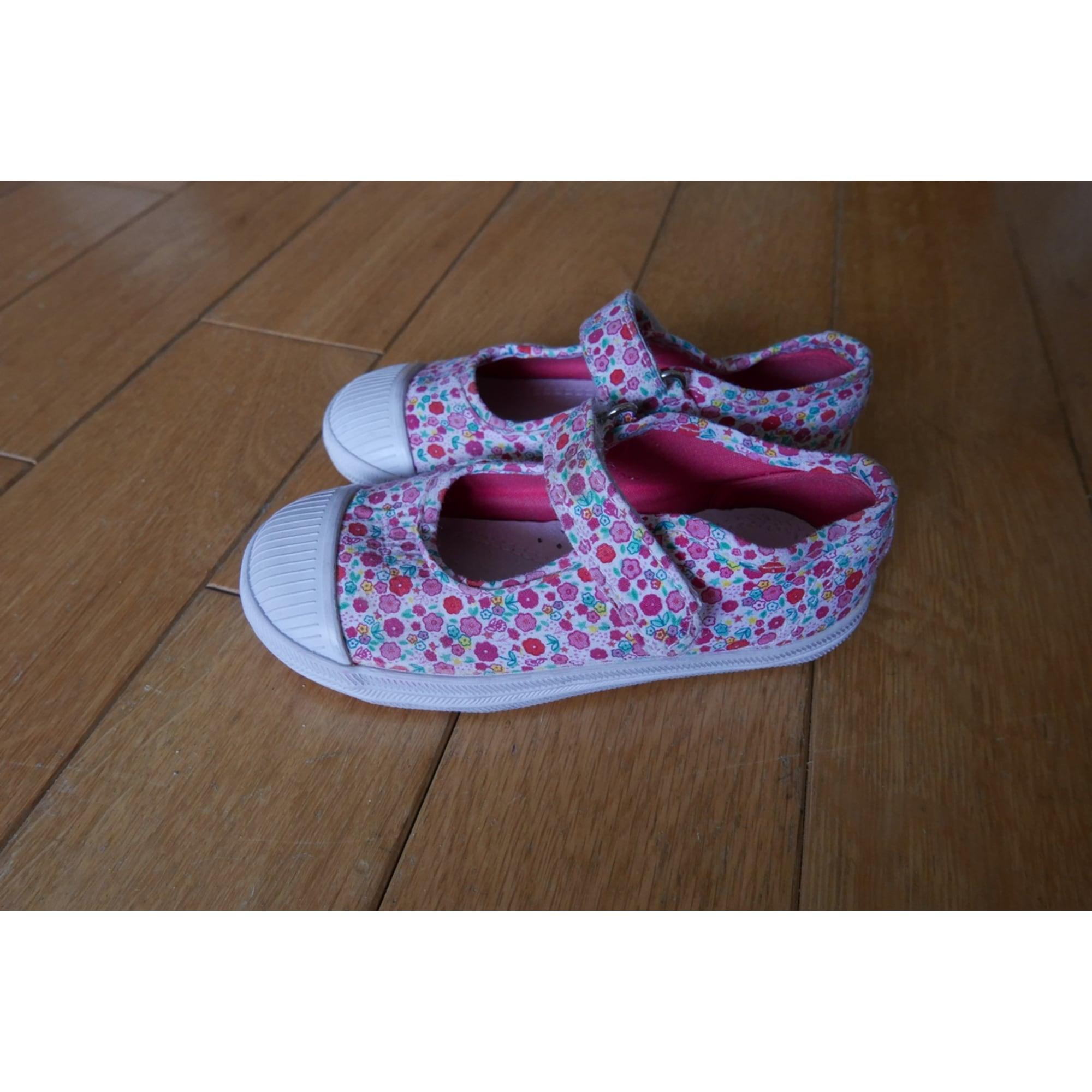 Chaussures à scratch DU PAREIL AU MÊME DPAM