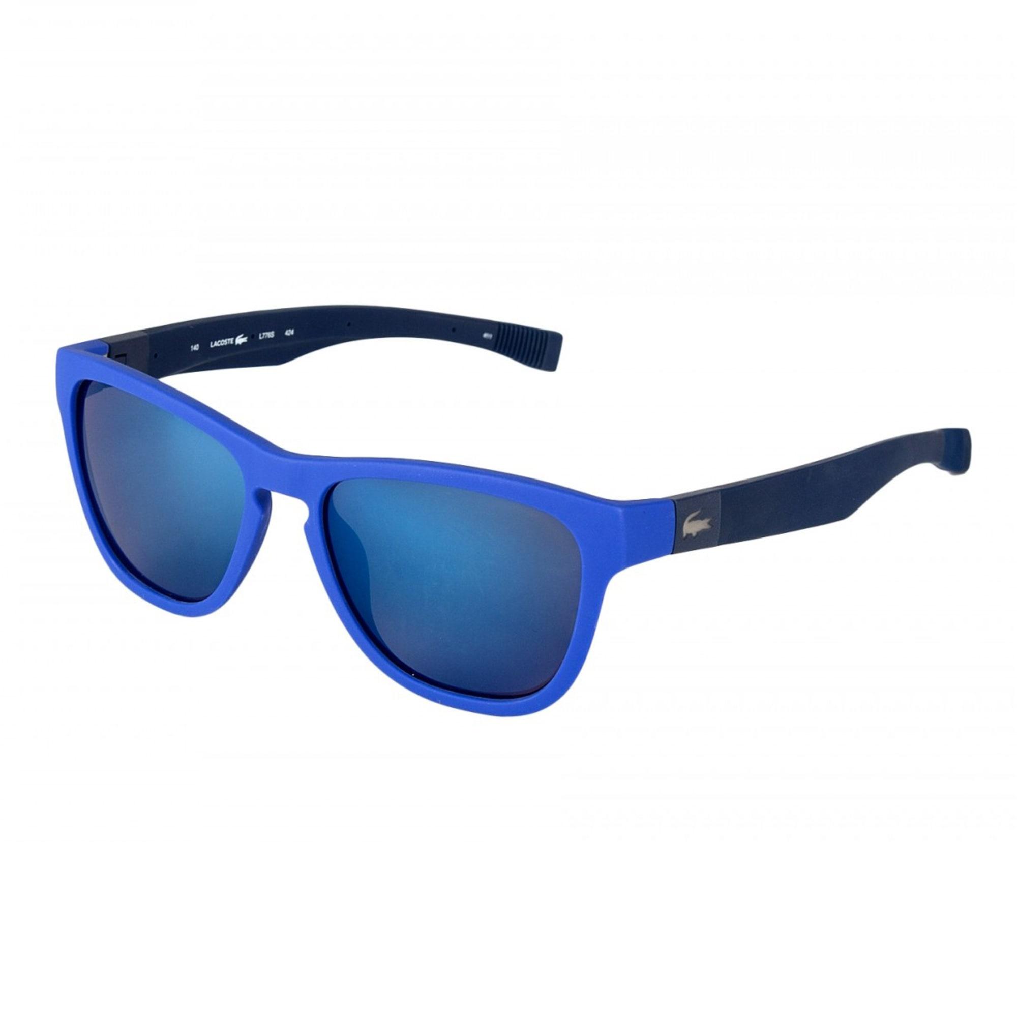 Lunettes de soleil LACOSTE Bleu, bleu marine, bleu turquoise 3c02b4767354