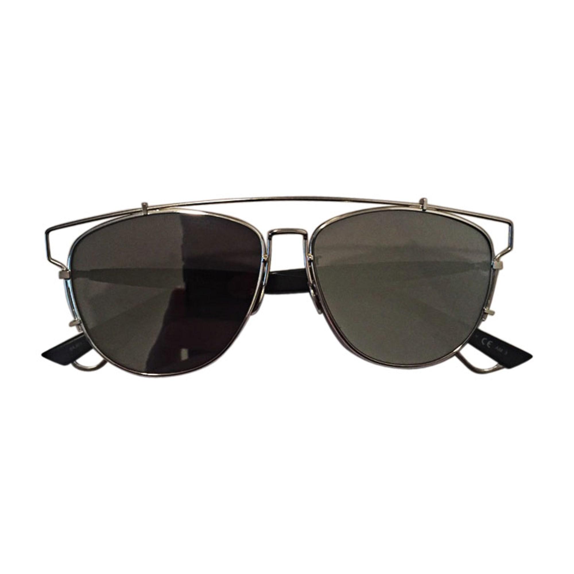 68e1f9c3d6dd6 Lunettes de soleil DIOR technologic argenté vendu par Amaury563120 ...