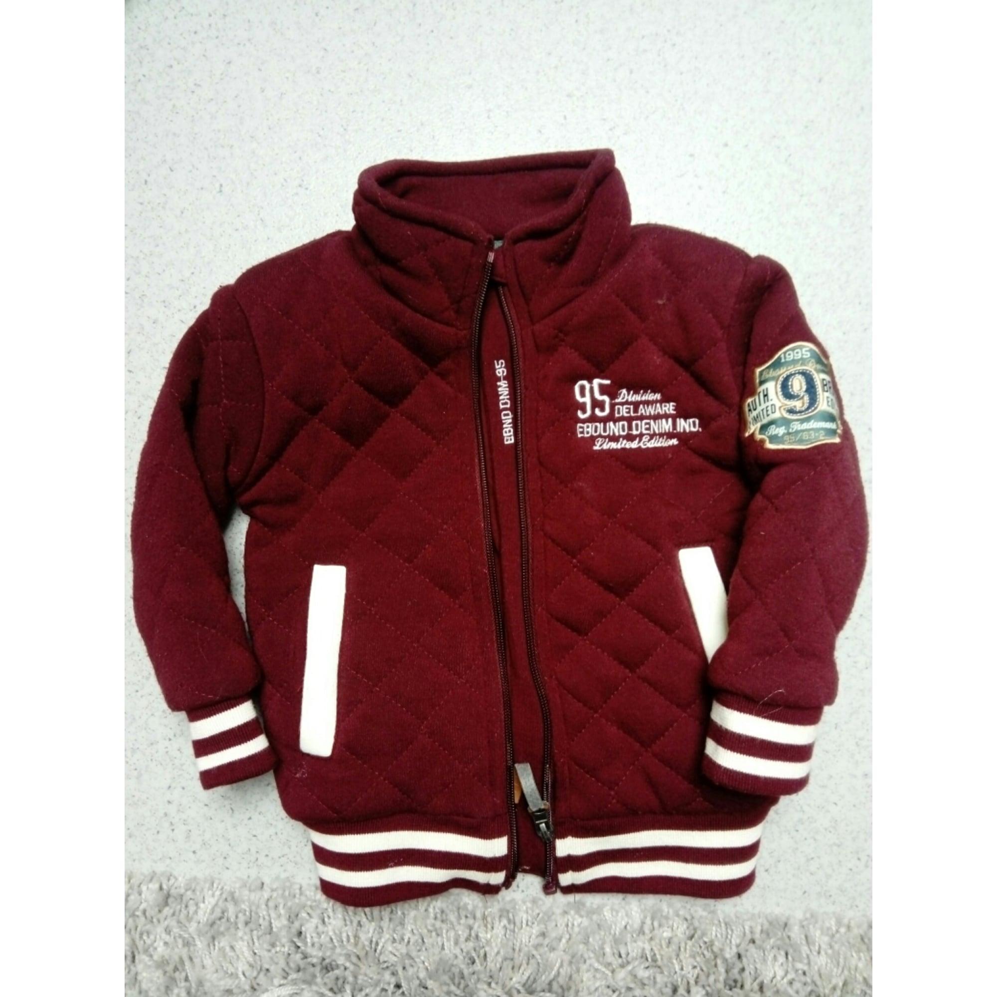 Blouson MARQUE INCONNUE 3-4 ans rouge vendu par Peg1977 - 6221786 f1e0bd76d756