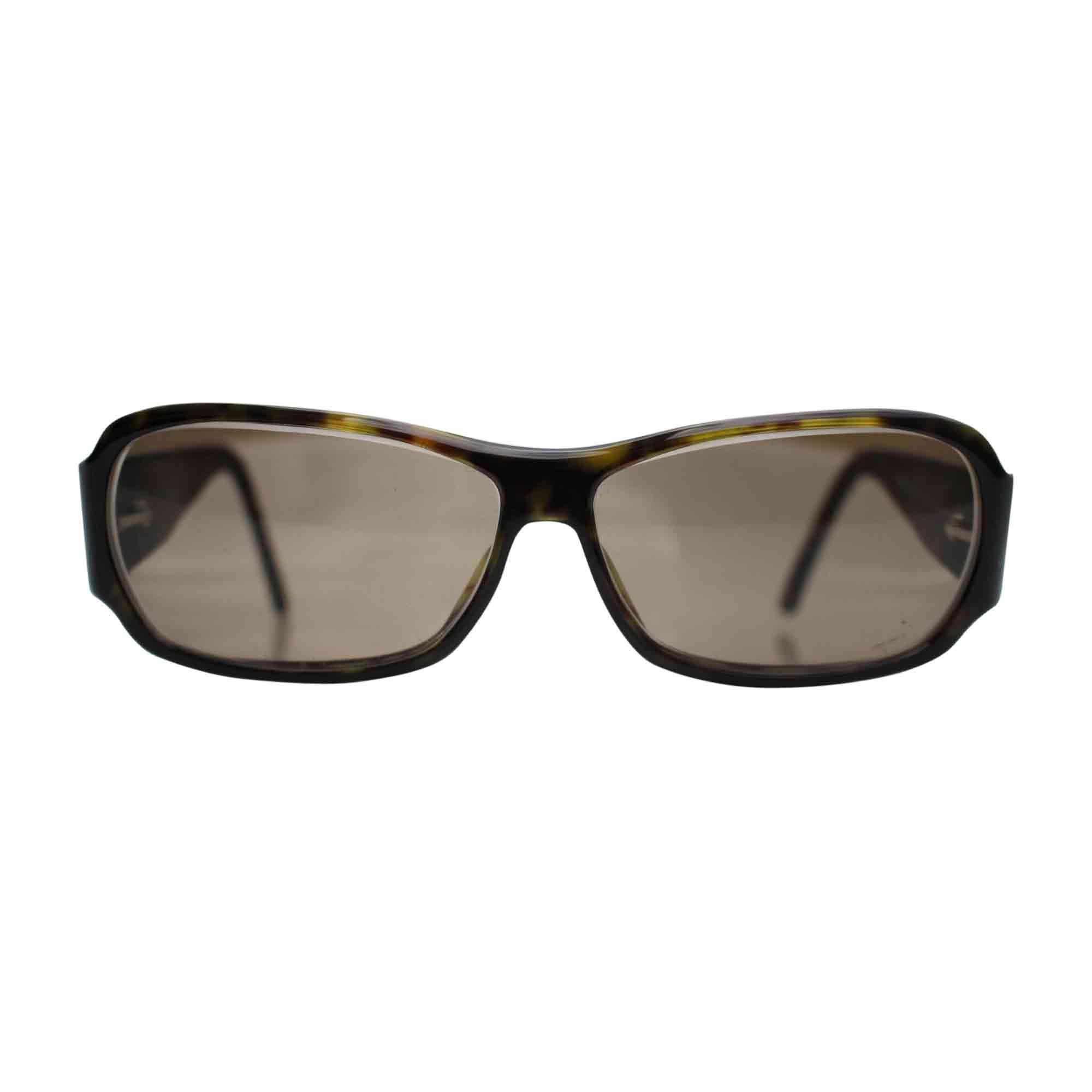 c37badfc2c5554 Monture de lunettes GUCCI imprimés animaliers - 6223767
