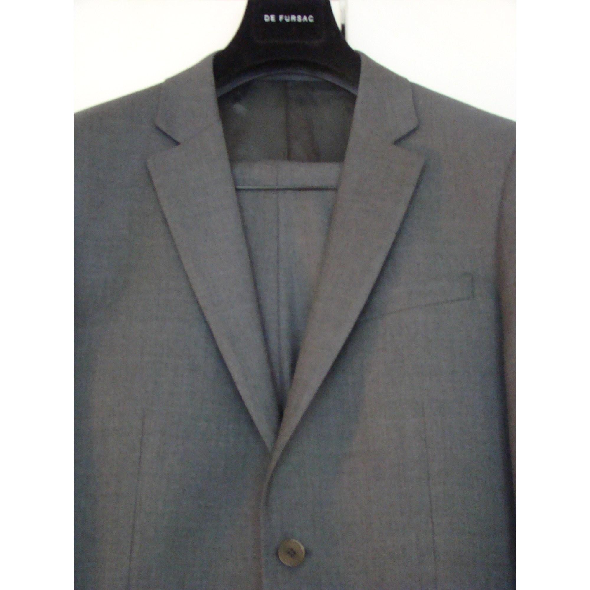 e32b015cef13 Costume complet DE FURSAC 46 (S) gris vendu par Shopname149190 - 622765
