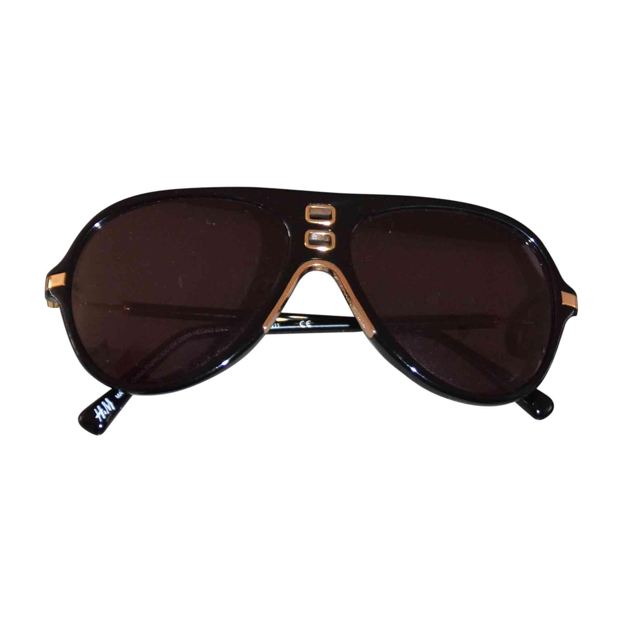 Lunettes de soleil BALMAIN X H&M noir ukZ5j
