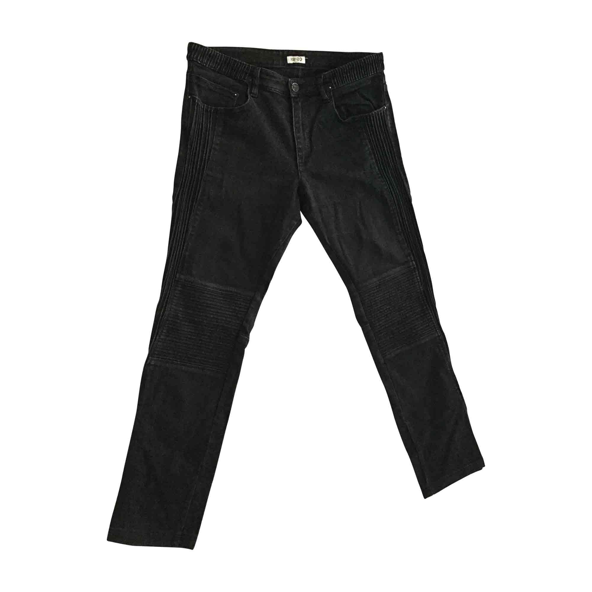 d832de90ee3 Jeans droit KENZO W31 (T 40-42) bleu - 6242735