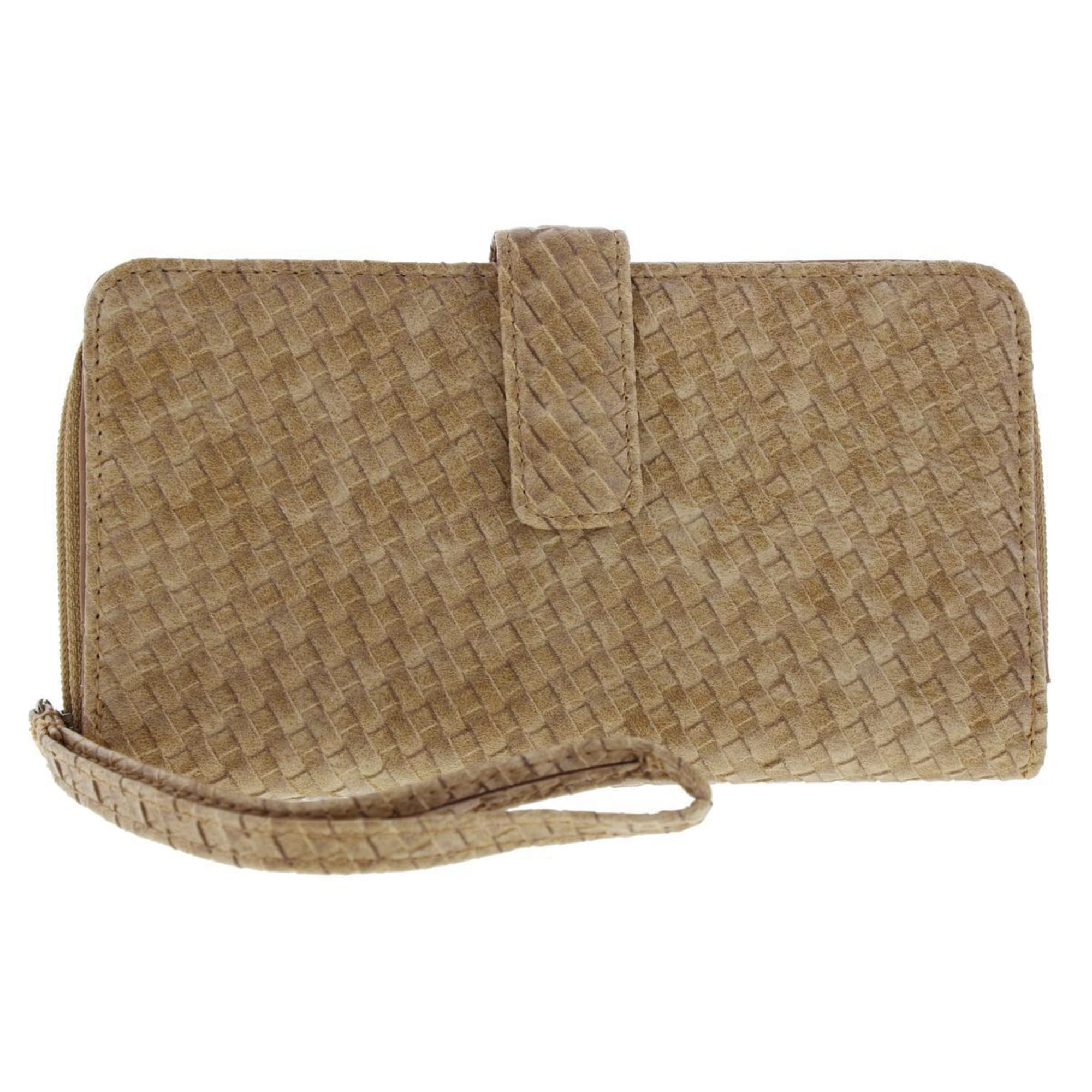 Portefeuille KENNETH COLE simili cuir  beige