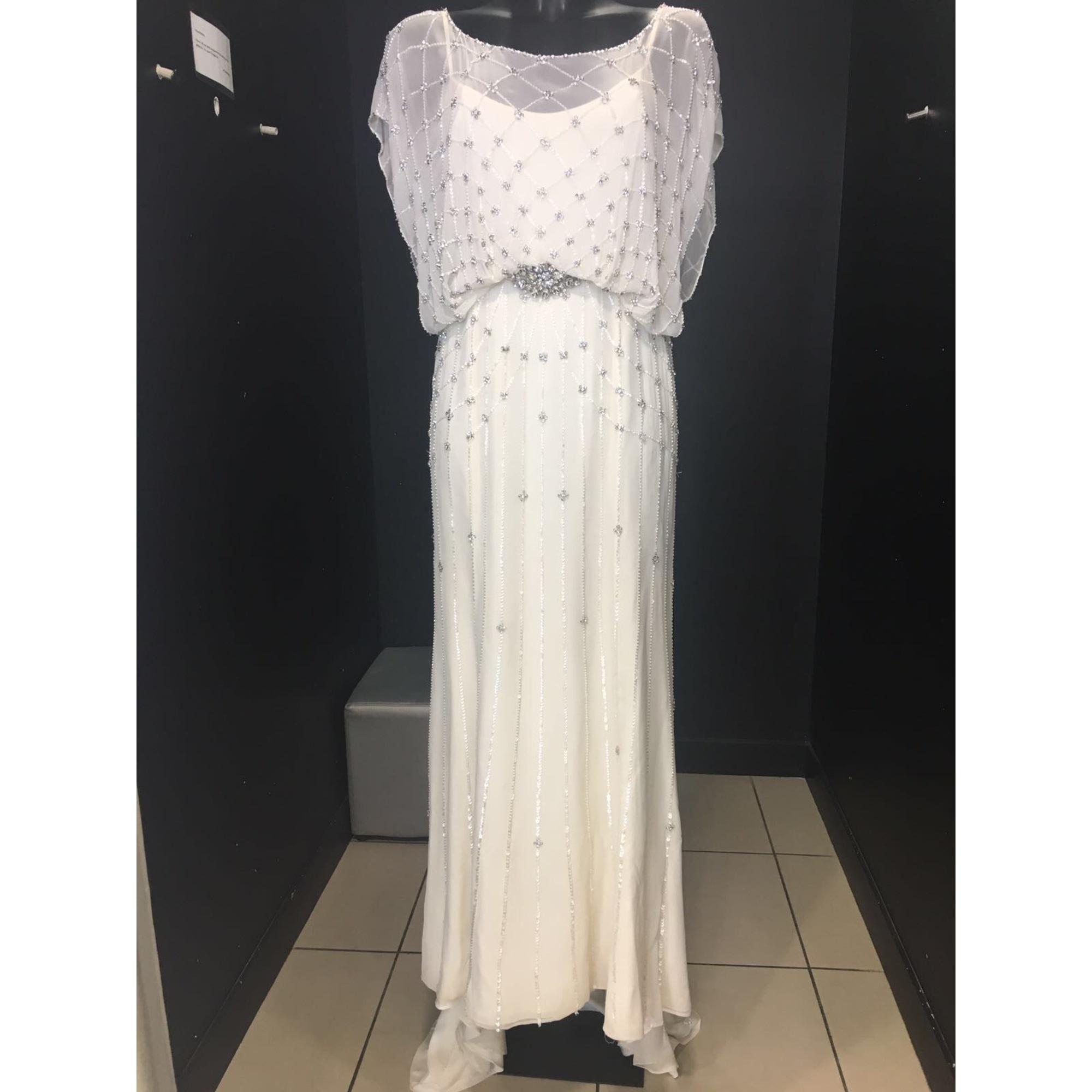 Robe de mariée JENNY PACKHAM Blanc, blanc cassé, écru