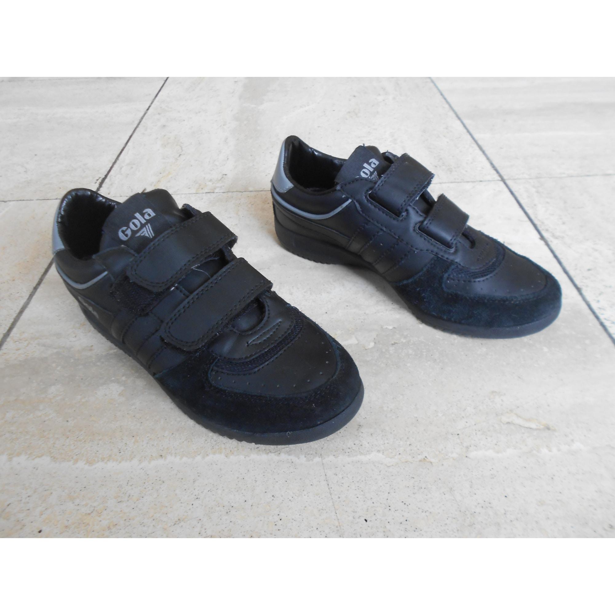 Noir 6252651 Vendu Par Emmanuelle1 Gola Chaussures Scratch 33 À wqxA7W8UI